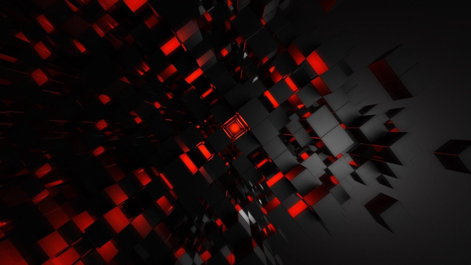 Red And Black Wallpapers Wallpaper Cave