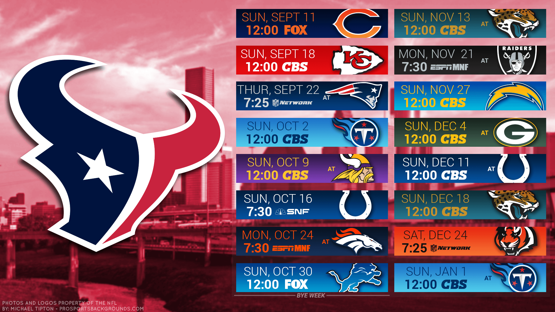 NFL 2018 Wallpapers