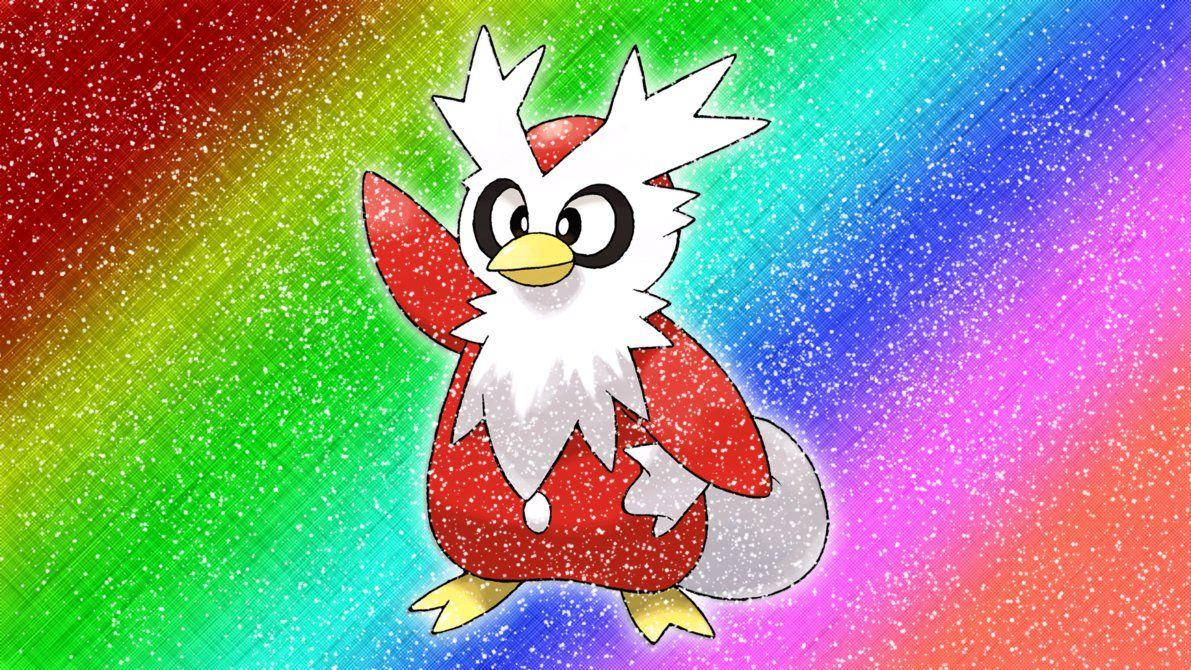 Delibird Wallpaper by Glench on DeviantArt