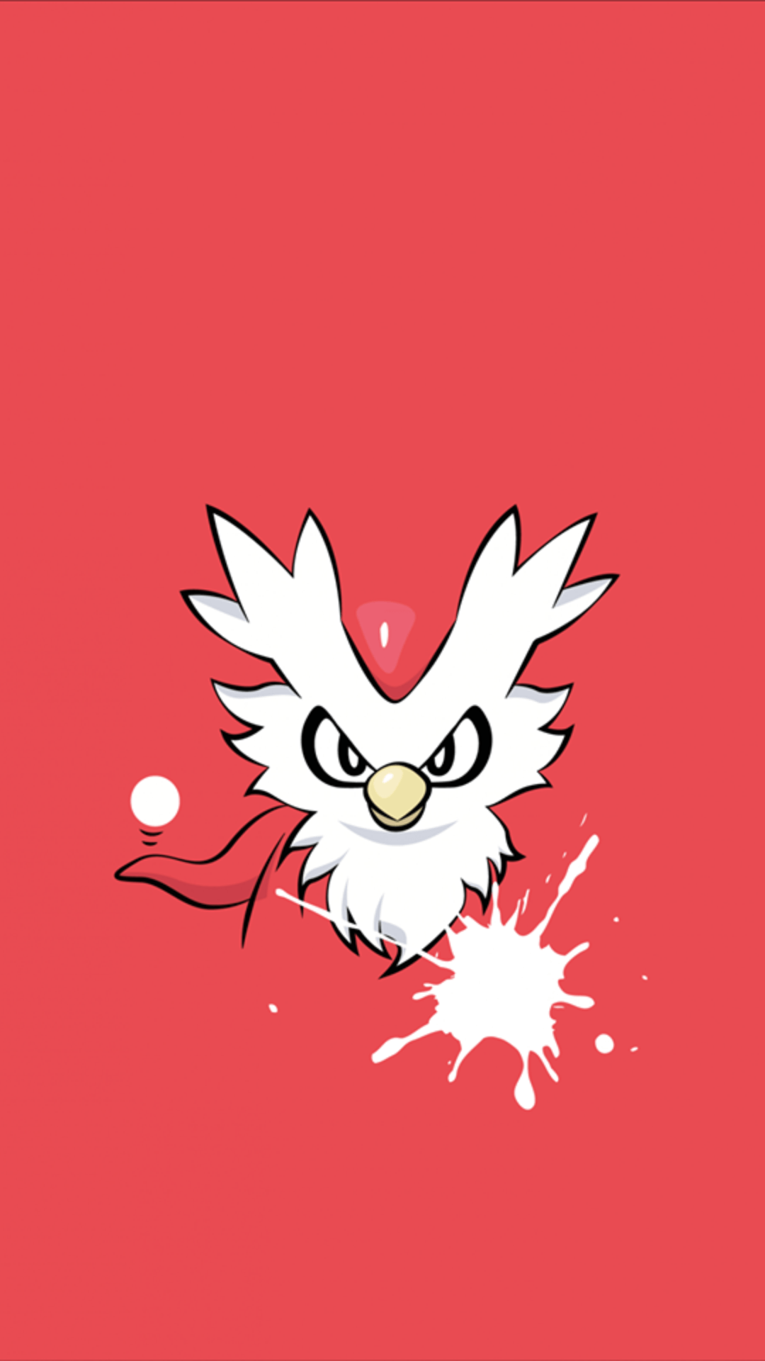 Download Delibird 1080 x 1920 Wallpapers - 4684045 - POKEMON ...