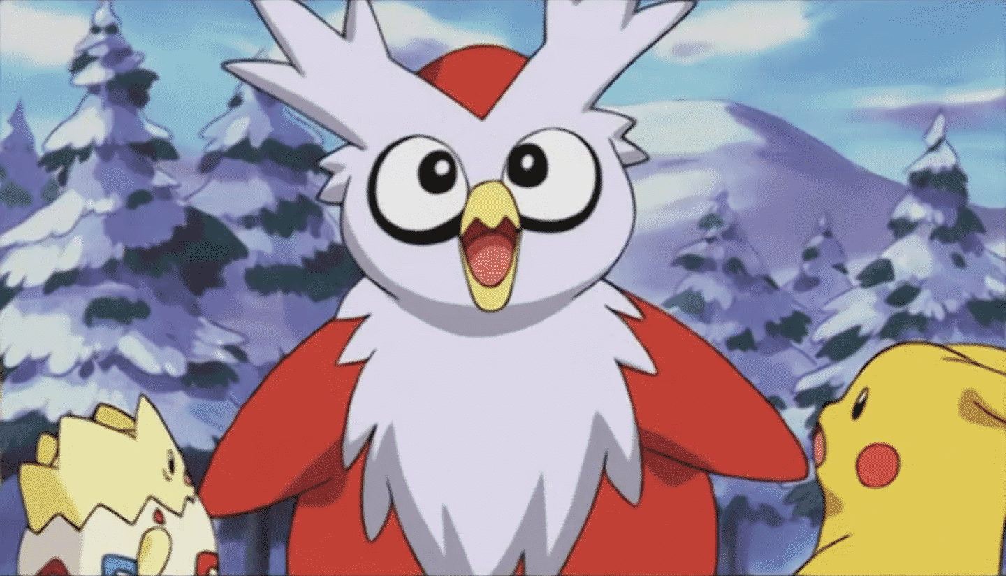 Pokemon Go Delibird's Confirmed Launch - OtakuKart