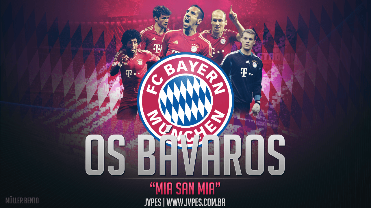 FC Bayern Munich 2018 Wallpapers