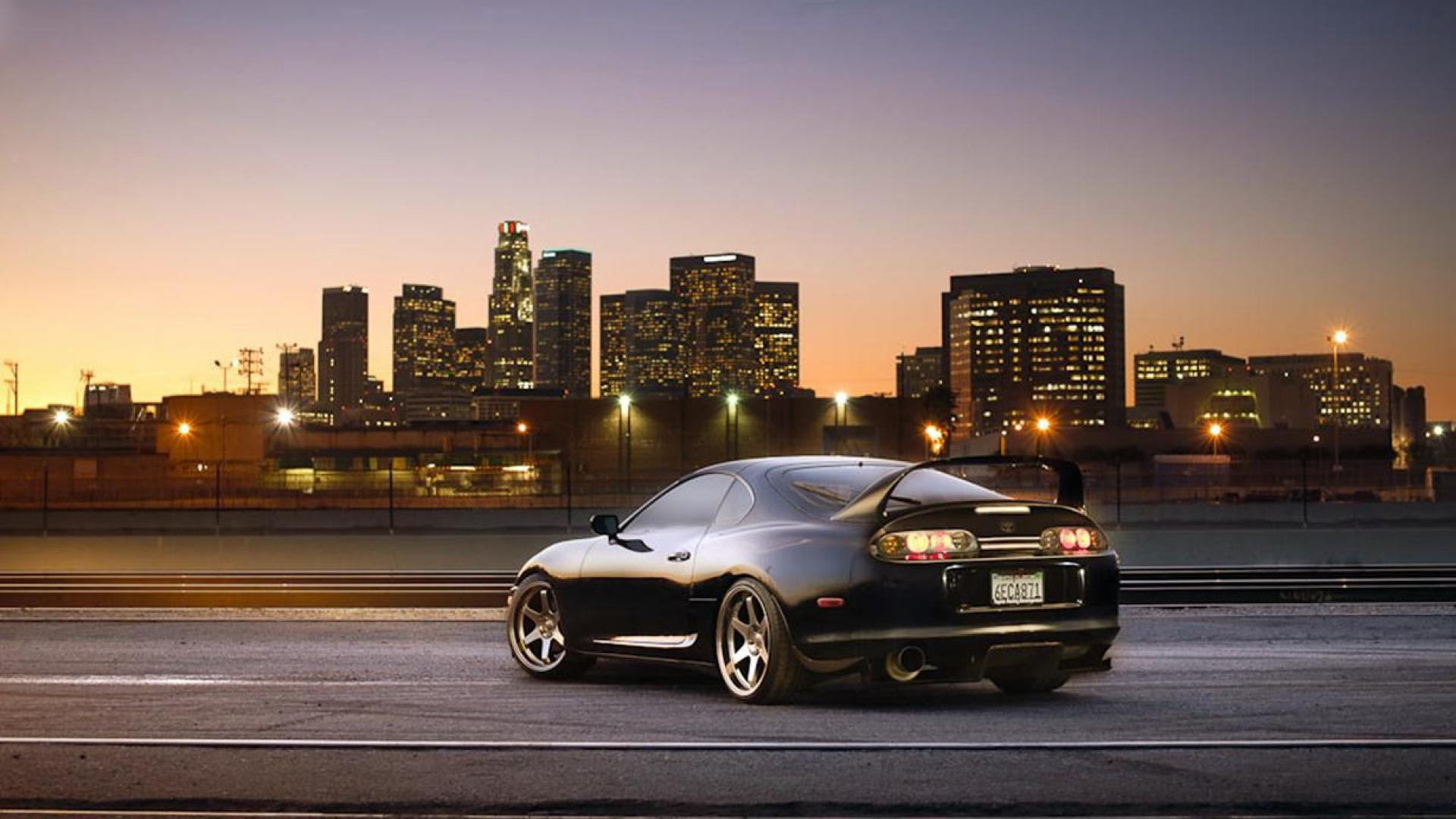 Toyota Supra Wallpapers Hd Wallpaper Cave