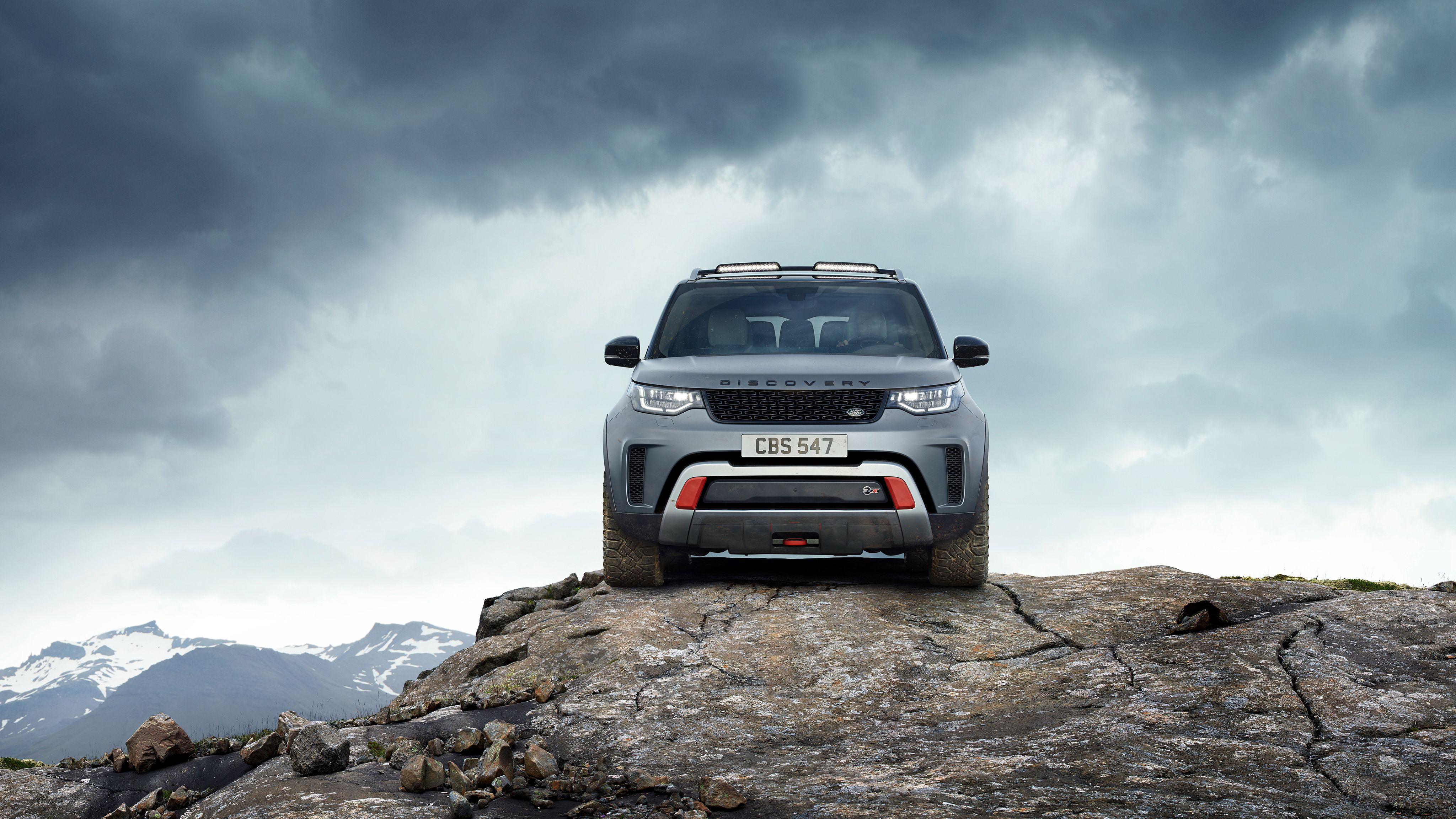 Wallpapers Land Rover Discovery SVX, 2019, 4K, Automotive / Cars,