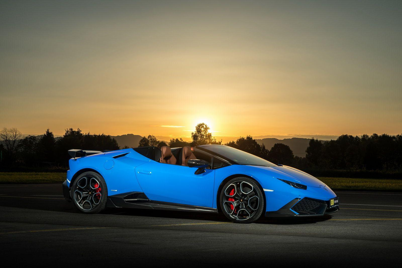 2017 Lamborghini Huracán Spyder By O.CT Tuning Review