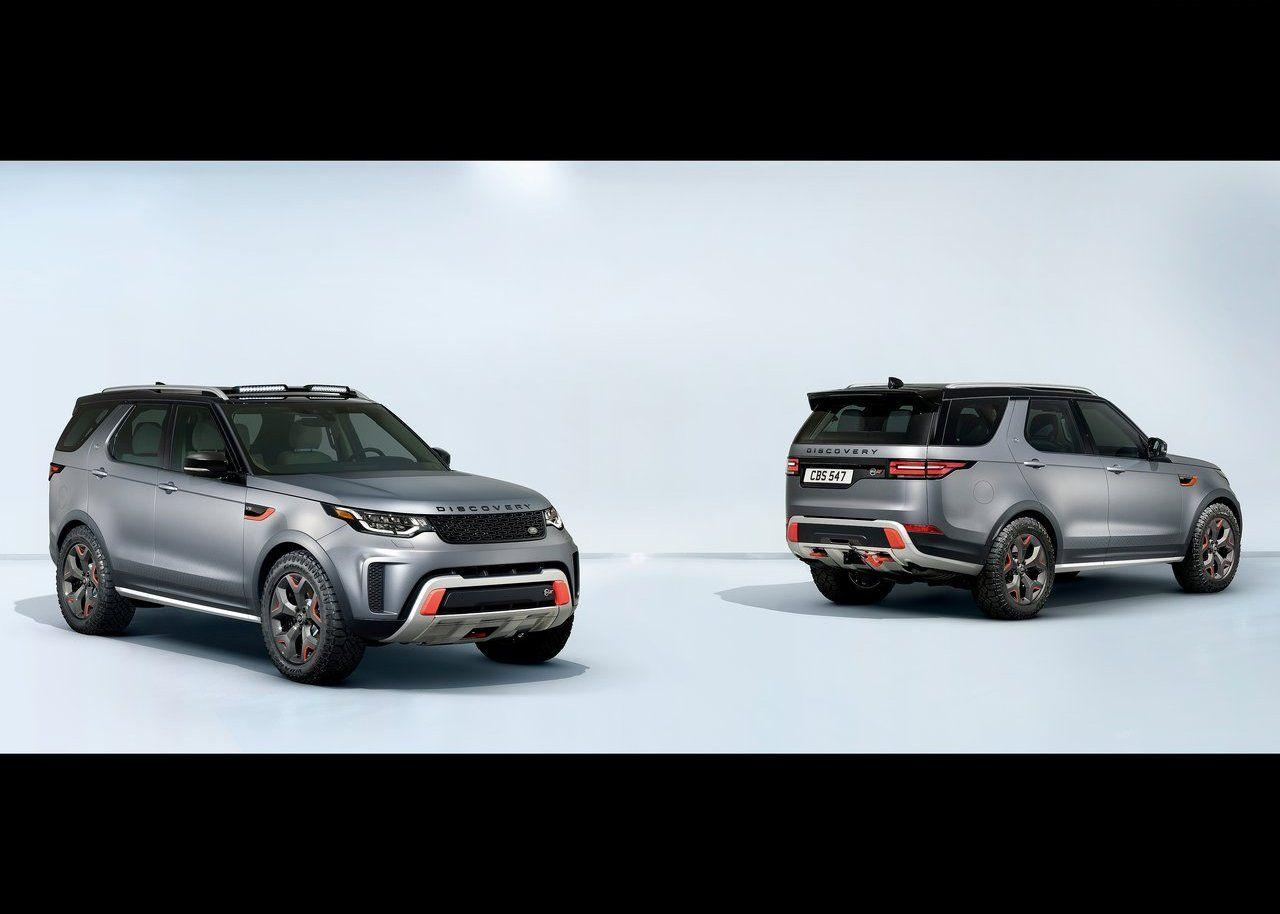 2018 Land Rover Discovery Svx Specs and Variant Trims Model