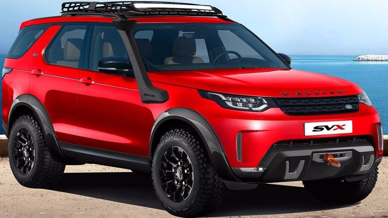 Land Rover Discovery Svx. The Insane Land Rover Defender SVX Is More