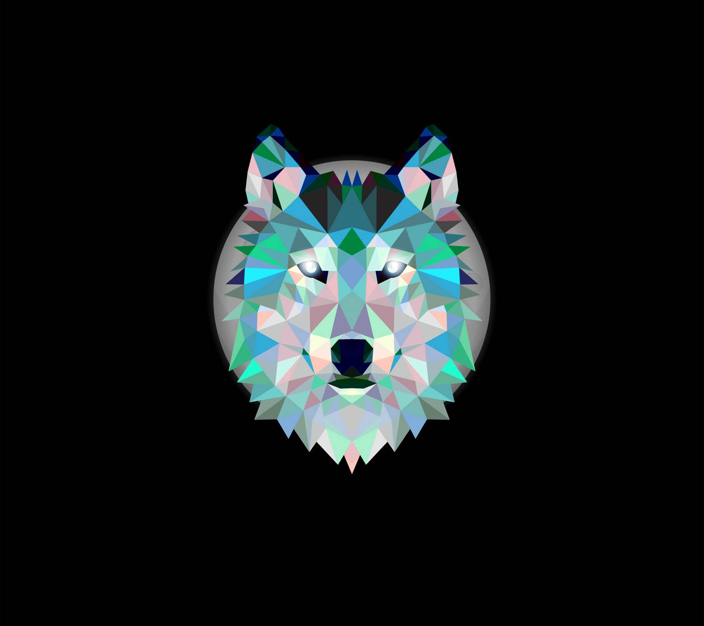Wolf Logo Wallpapers Wallpaper Cave