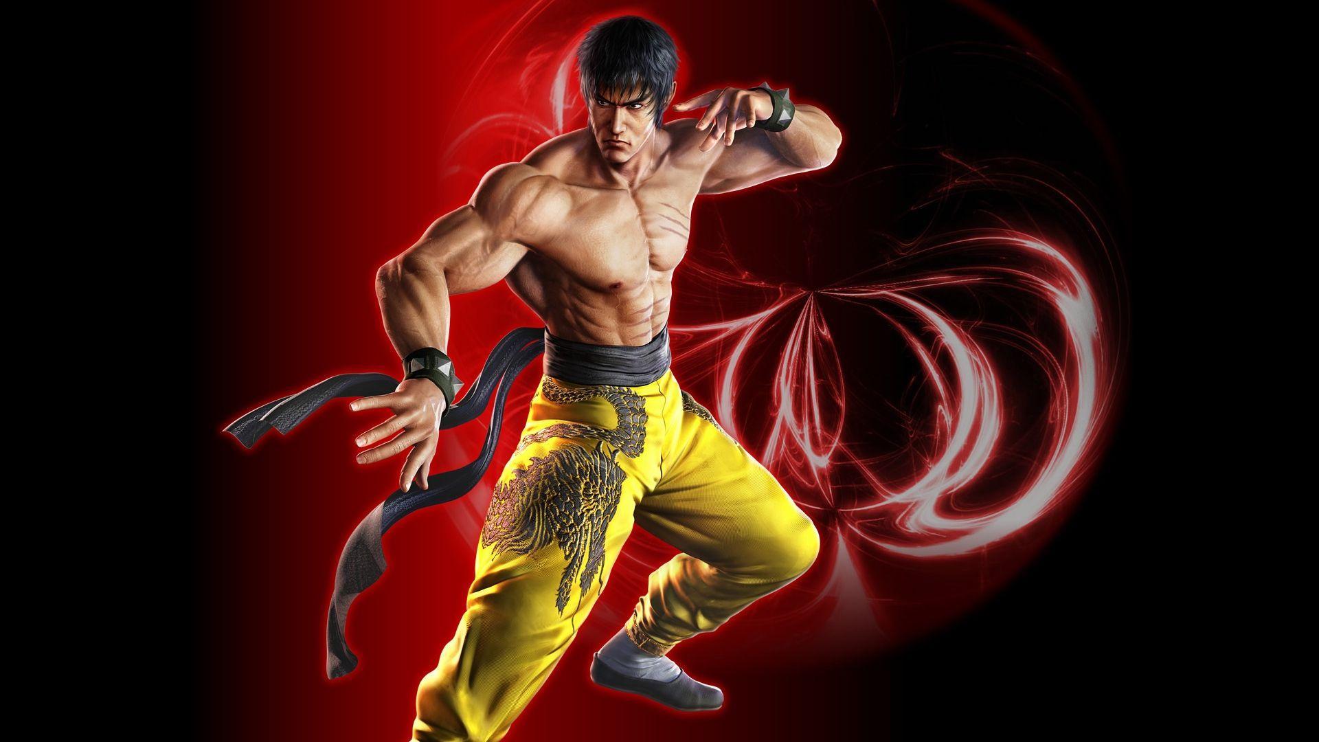 Tekken 7 Character Wallpapers Hd Wallpaper Cave