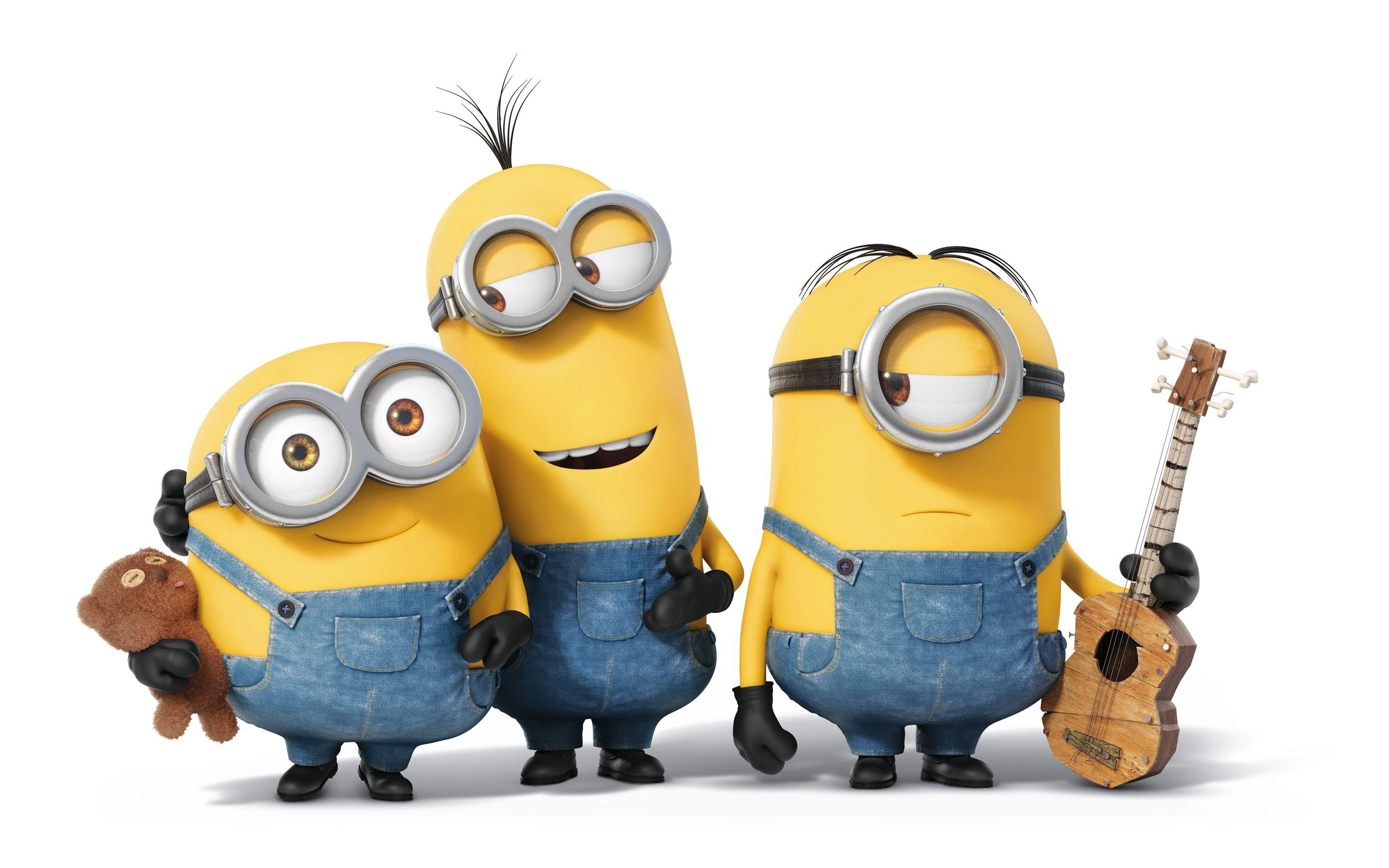 Minions Hd Wallpapers Wallpaper Cave