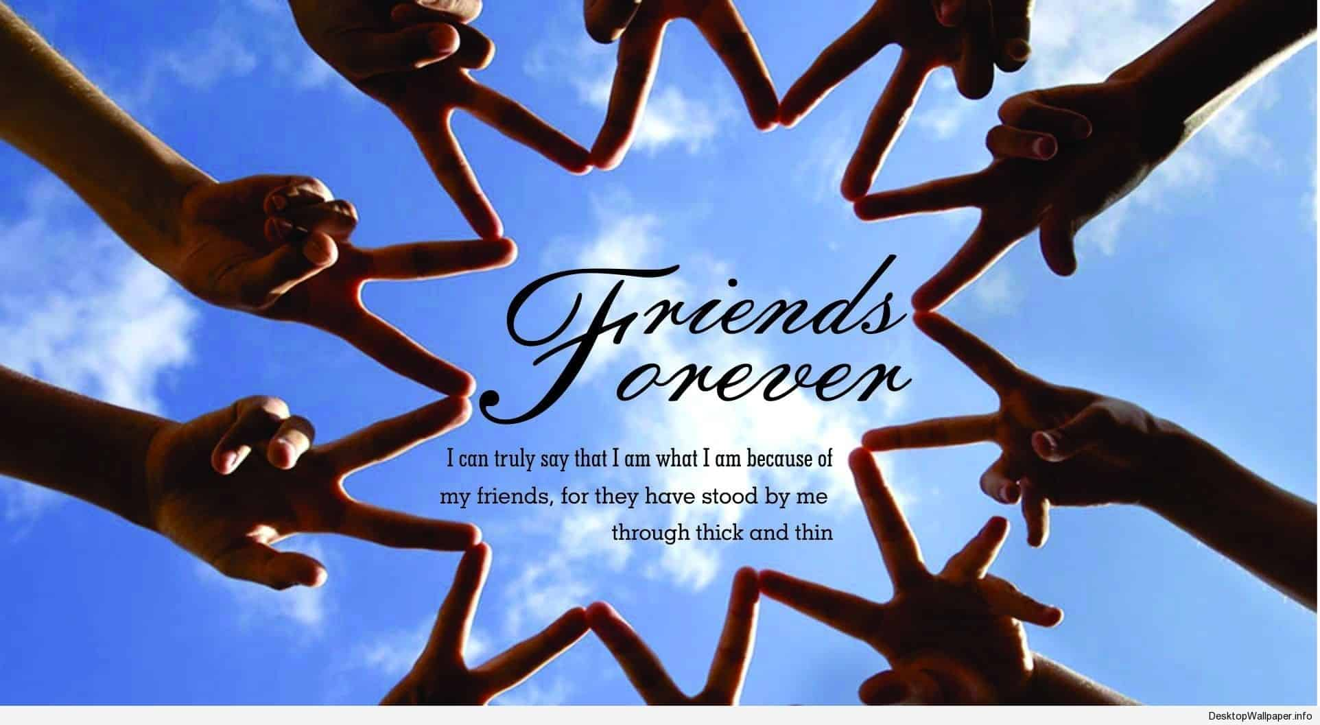 friends forever wallpapers for facebook wallpaper cave