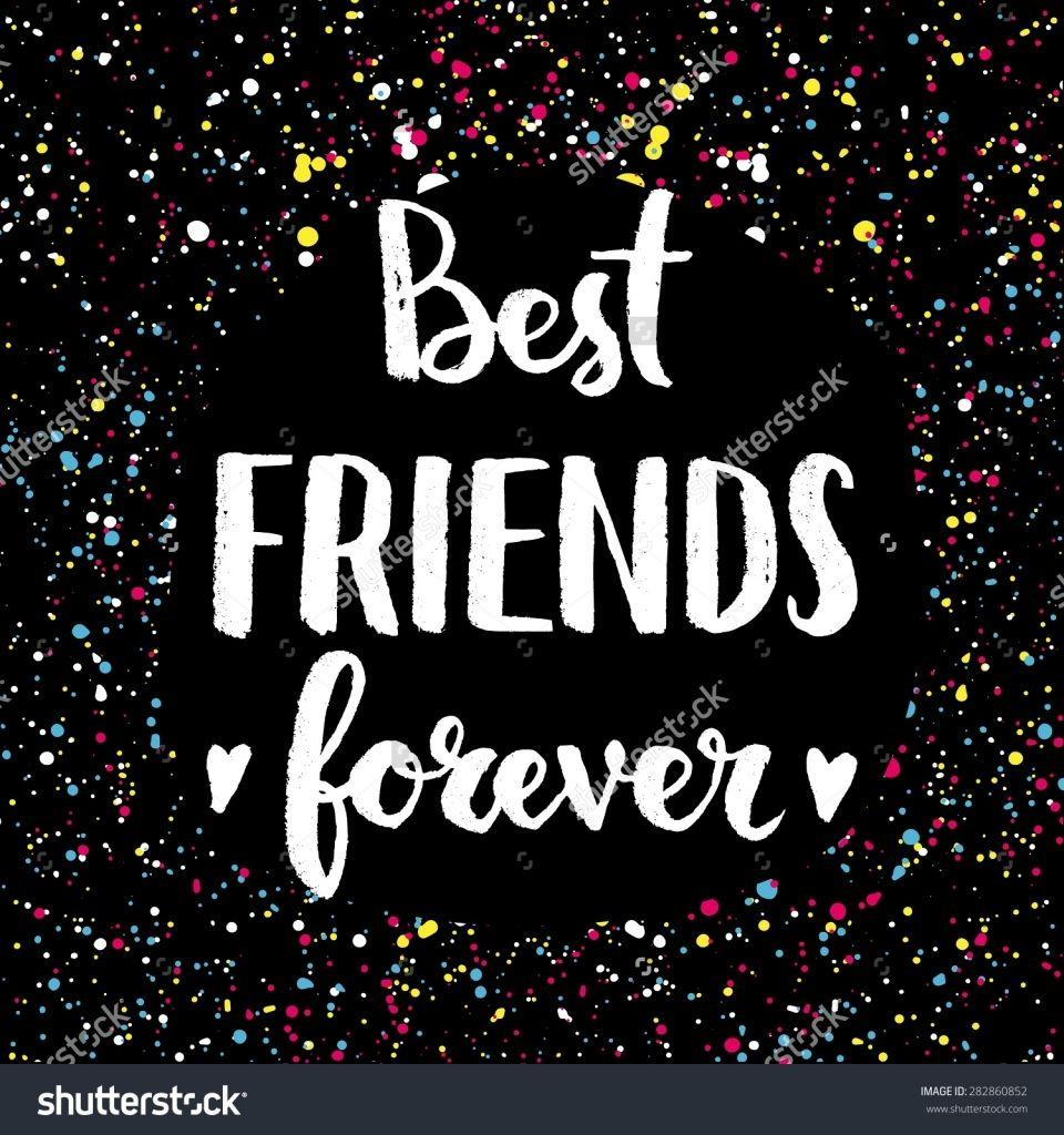 Friends Forever Quotes Wallpapers Wallpaper Cave