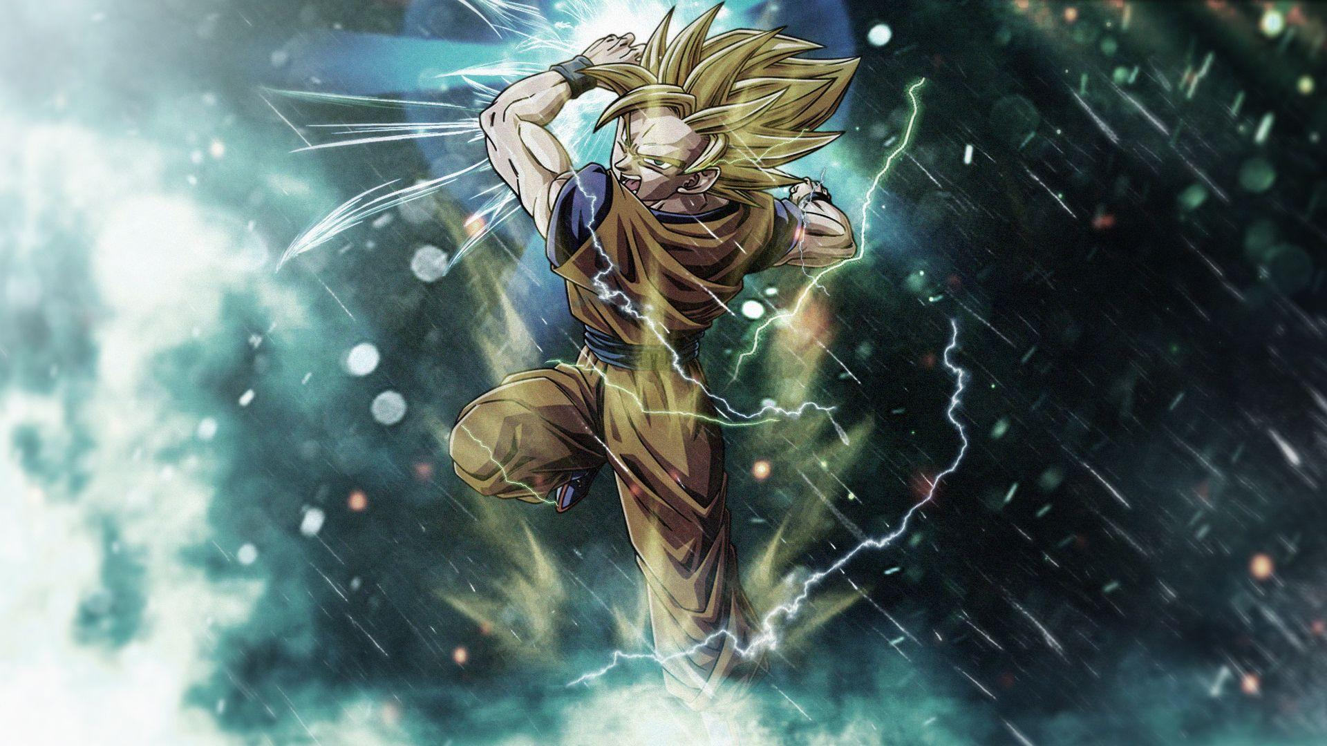 Dragon Ball Z Wallpapers Hd Wallpaper Cave