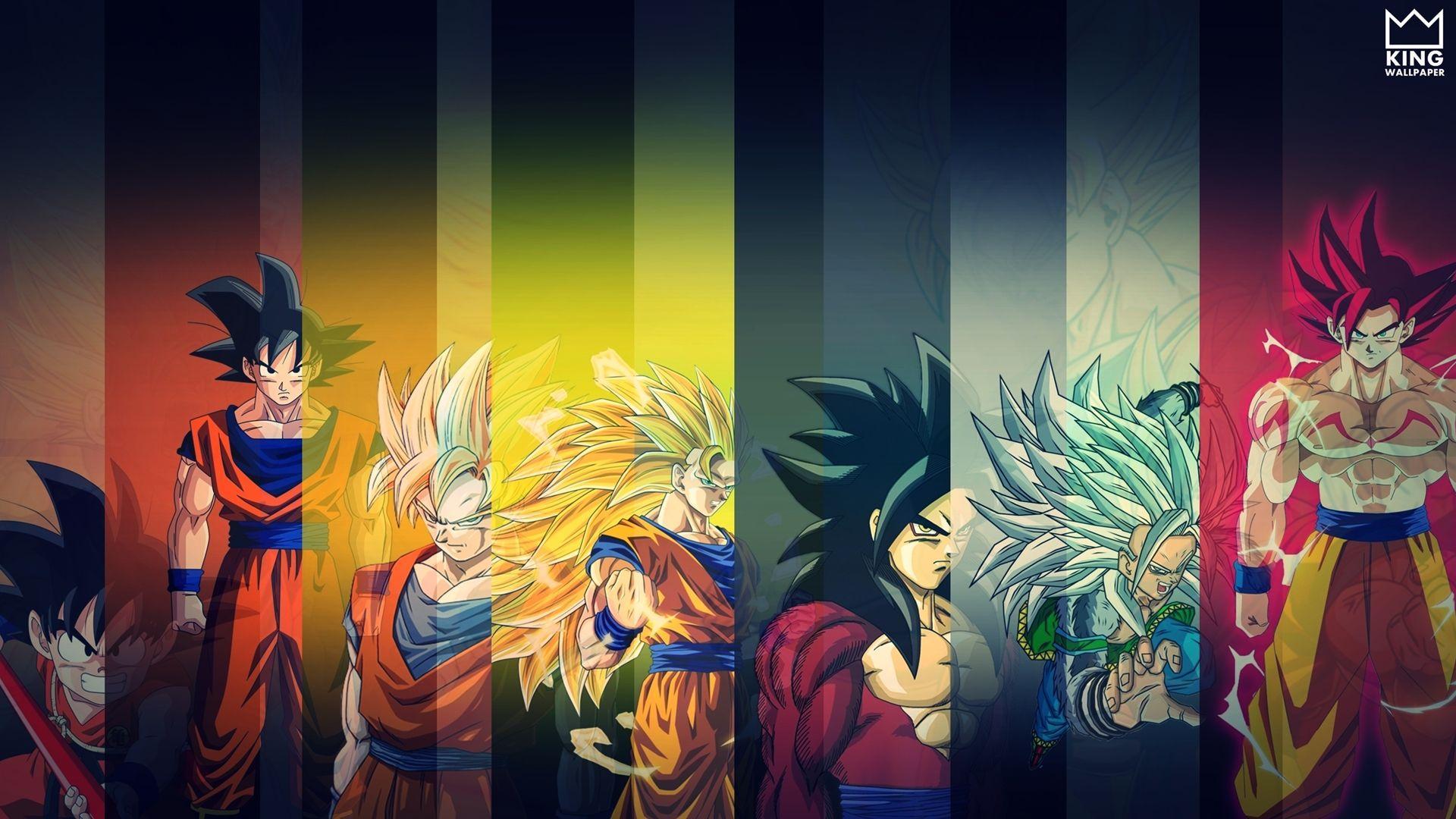 Dragon Ball Z Wallpapers Hd Wallpaper Cave
