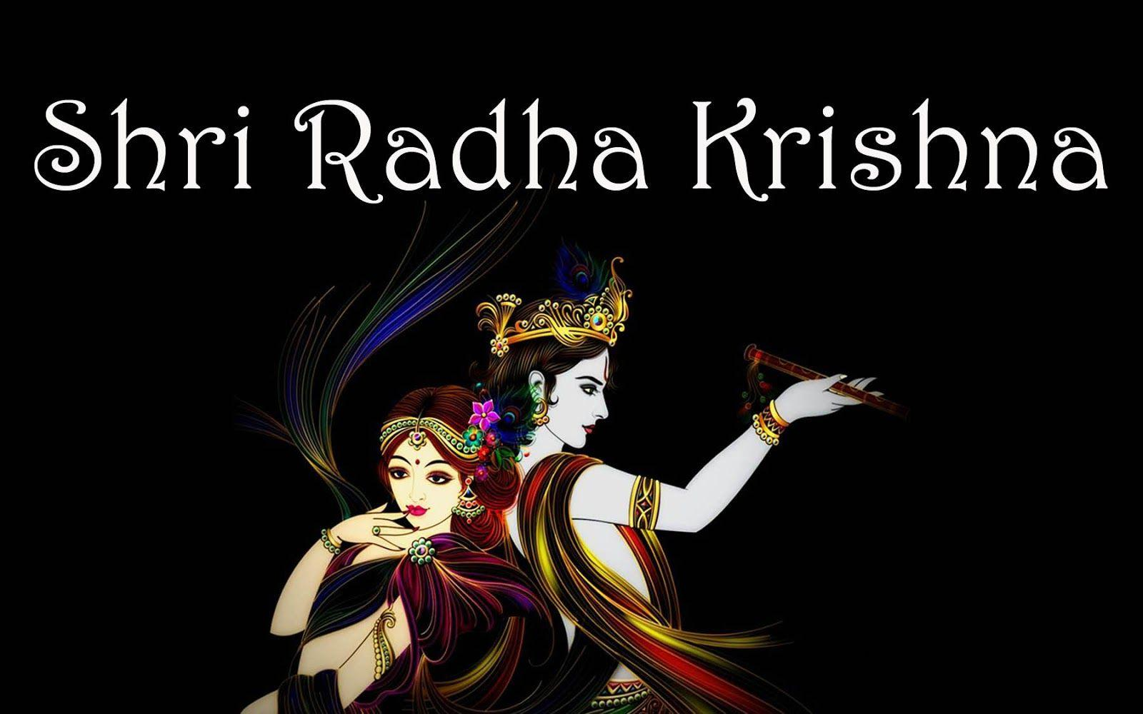 Radha Krishna 3D Effects HD Wallpapers