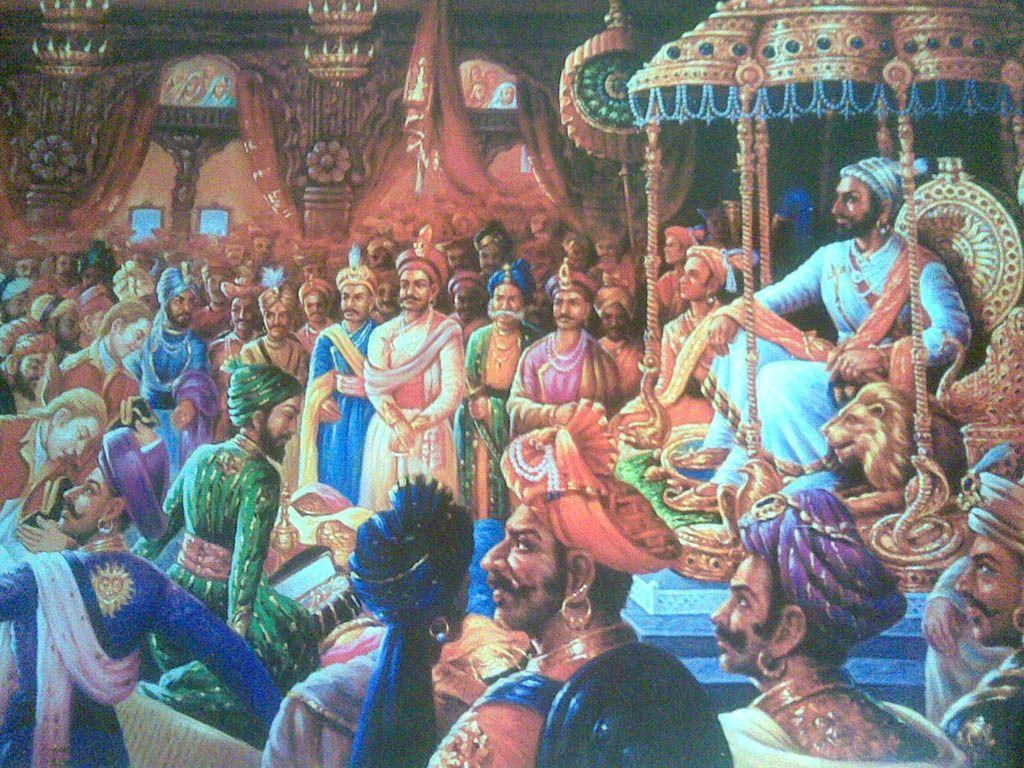 Shivaji Maharaj Hd Shayari Wallpapers Wallpaper Cave