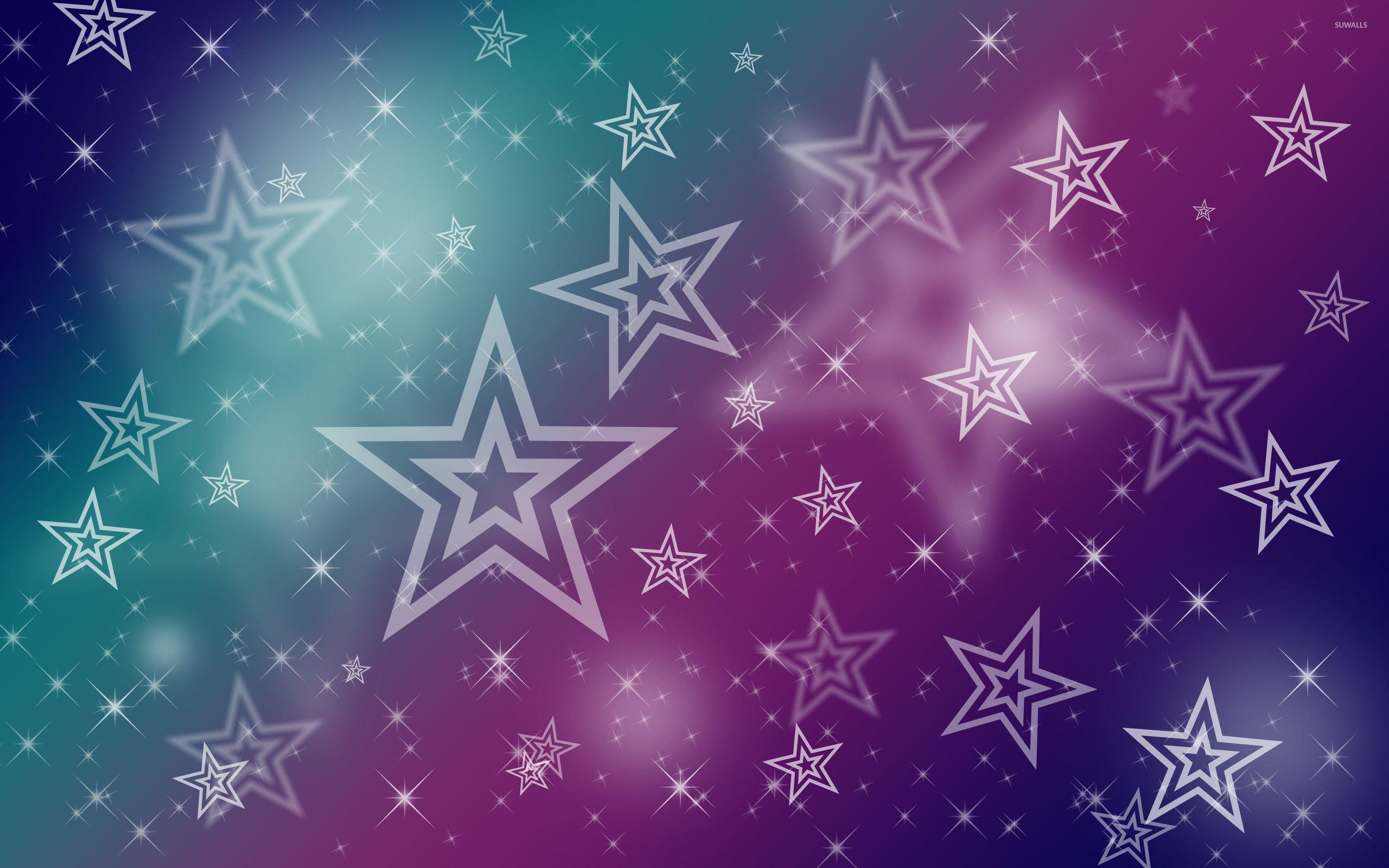 Stars wallpaper - Abstract wallpapers - #11593