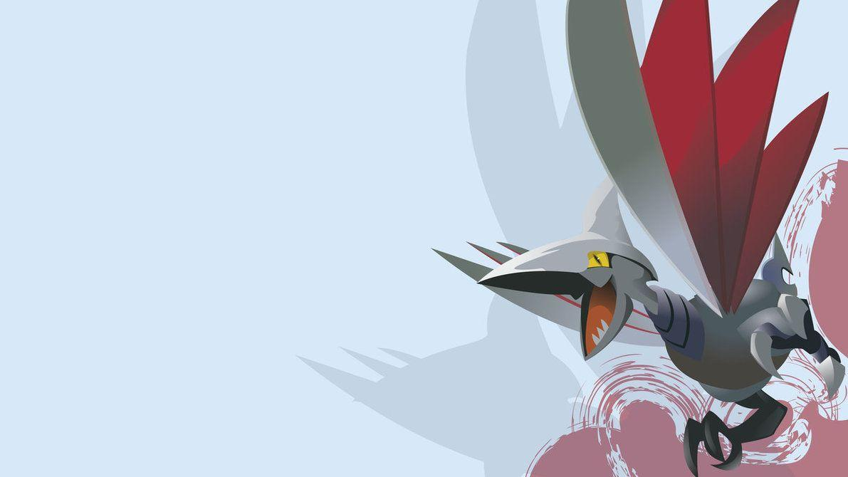 Skarmory Wallpapers by Soundwave555