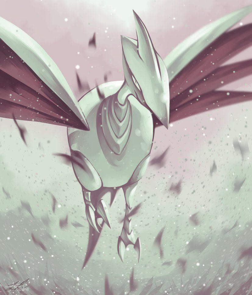 Day17 [STEEL] Skarmory by Rock
