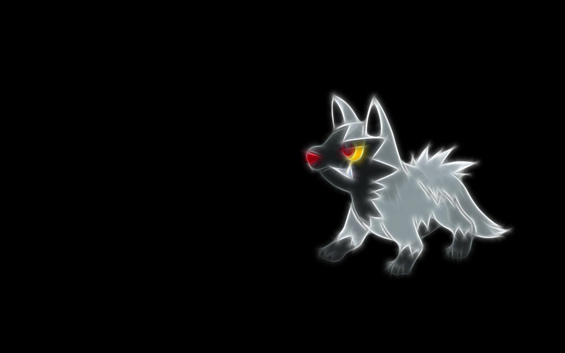 5 Poochyena (Pokémon) HD Wallpapers | Background Images - Wallpaper ...