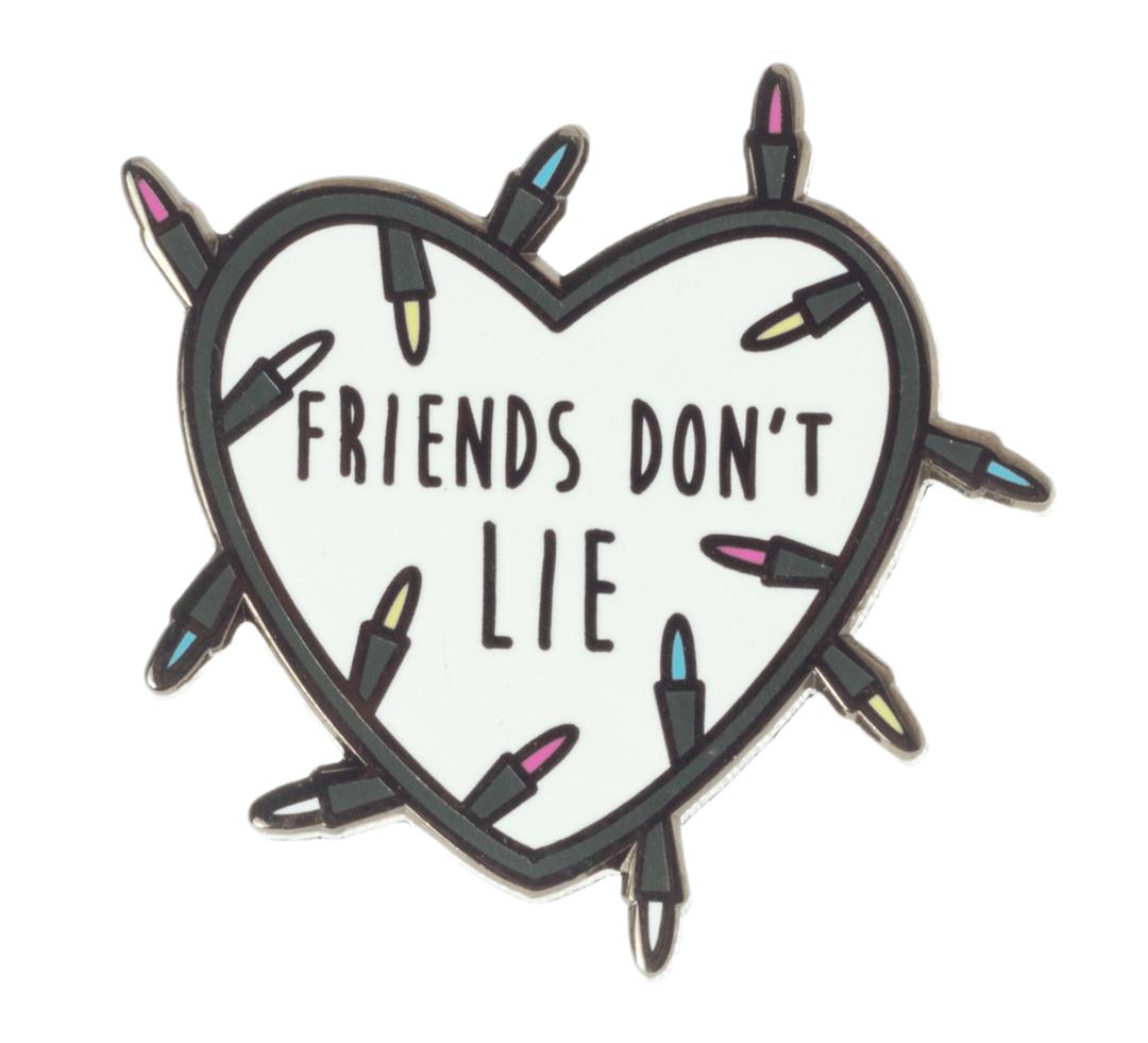 Friends Don T Lie Wallpapers Wallpaper Cave