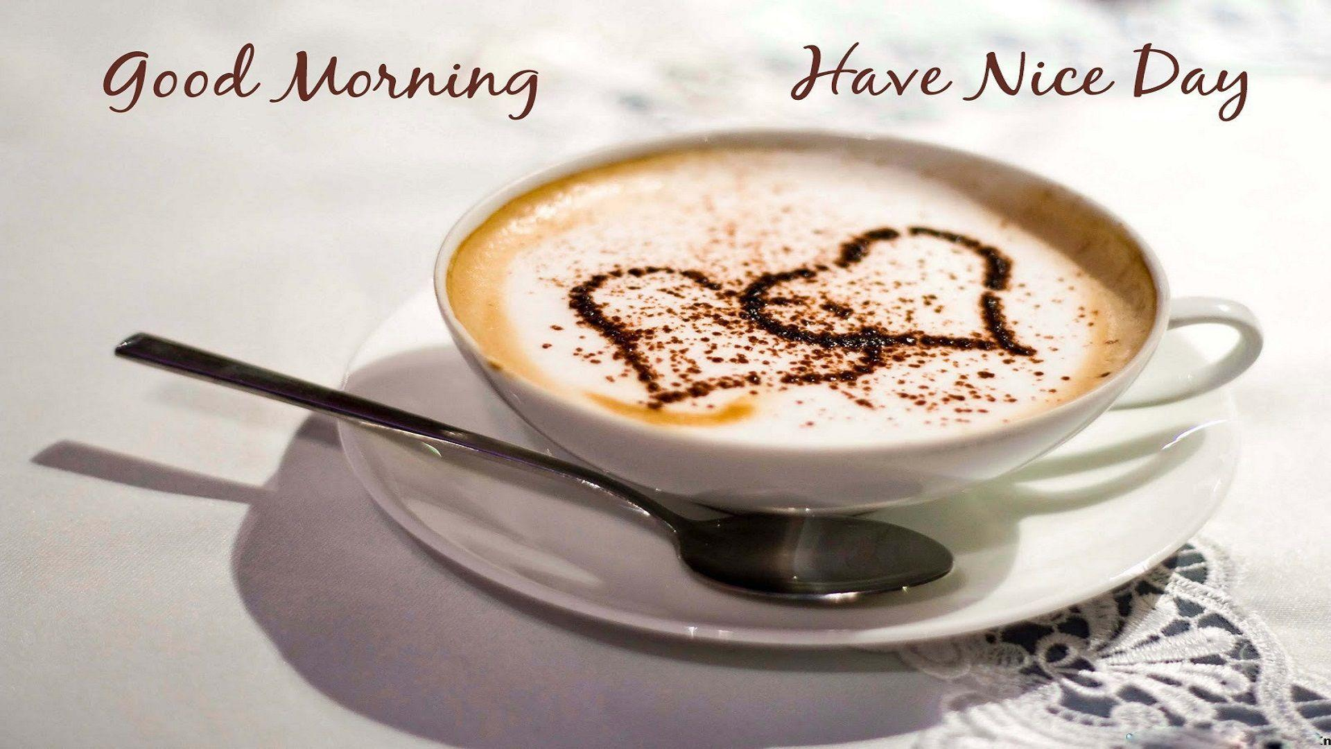 Good Morning Wallpapers Hd Wallpaper Cave