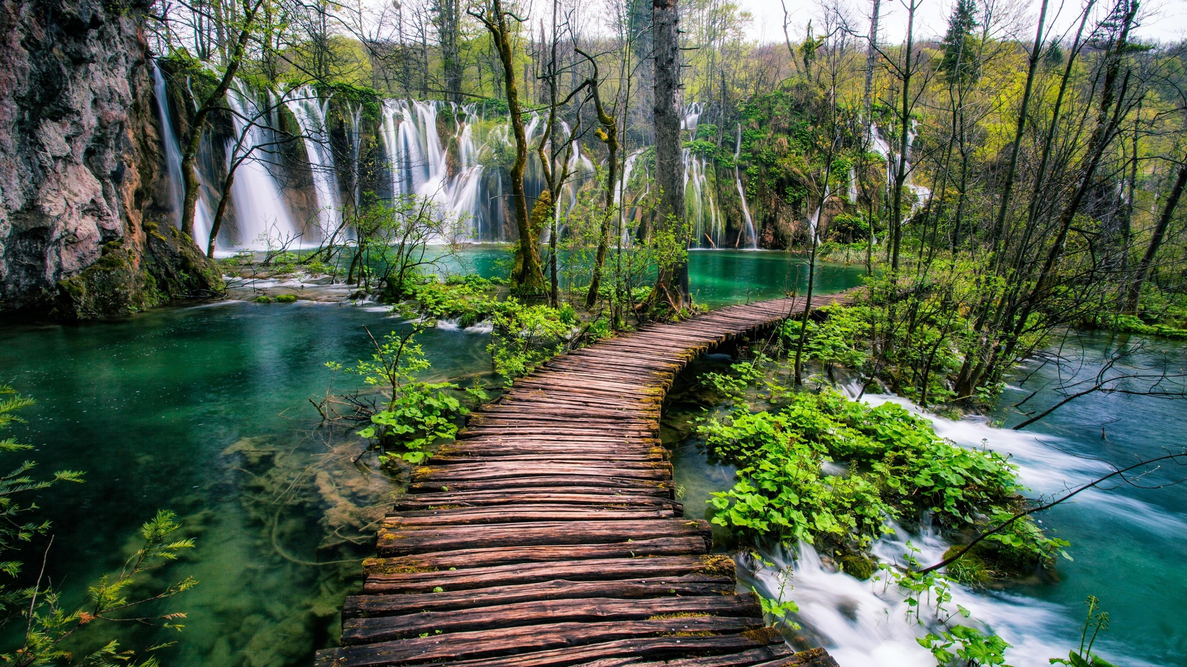 Plitvice Lakes National Park Wallpapers