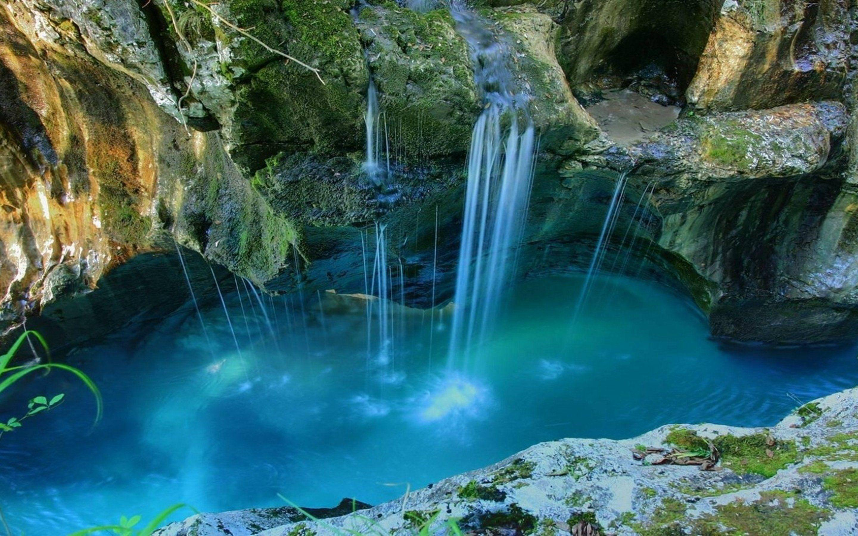 Plitvice Lakes National Park waterfall wallpapers