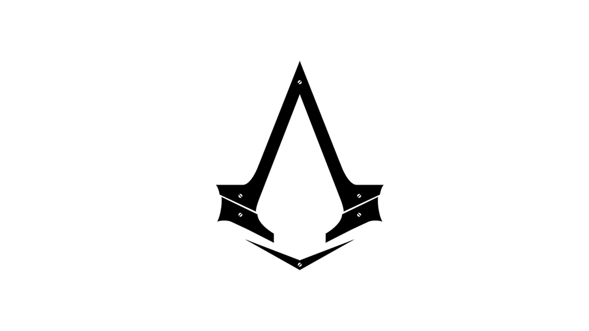 Assassins Creed Logo Wallpapers Wallpaper Cave