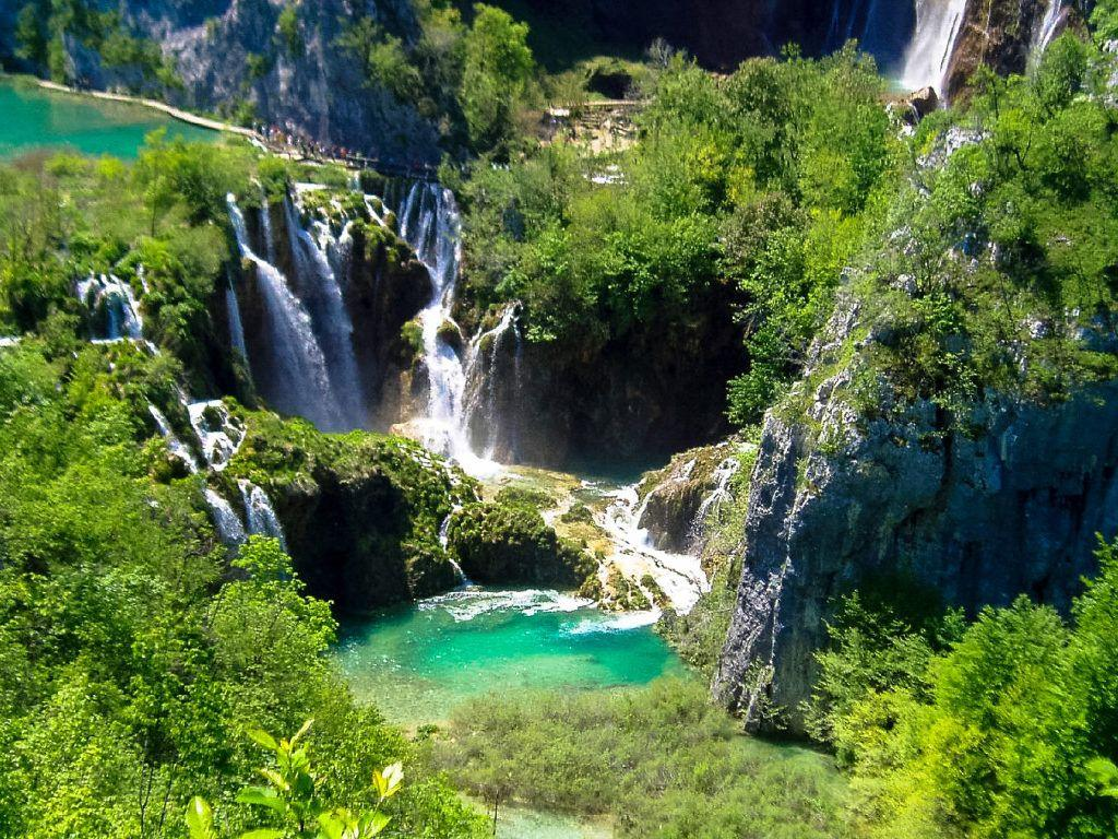 Plitvice Lakes National Park Croatia Wallpapers
