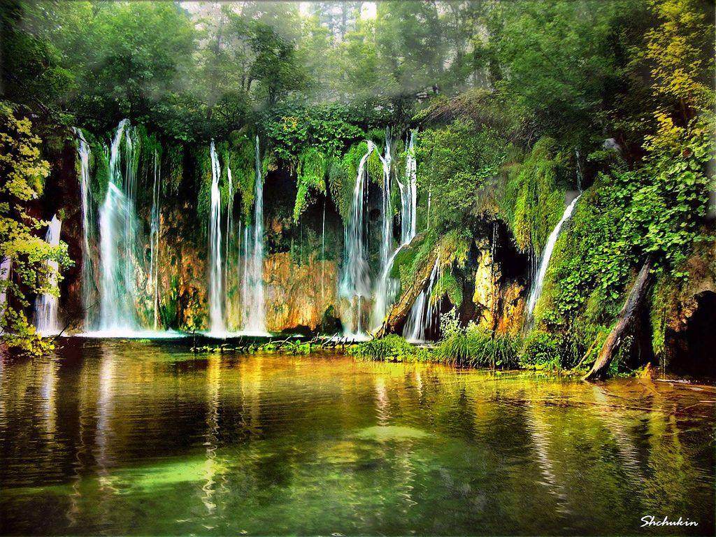 52 Amazing Photos of Plitvice Lakes National Park : Places : BOOMSbeat