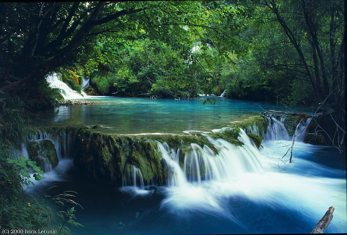 Plitvice Lakes National Park – Croatia High Resolution Wallpapers