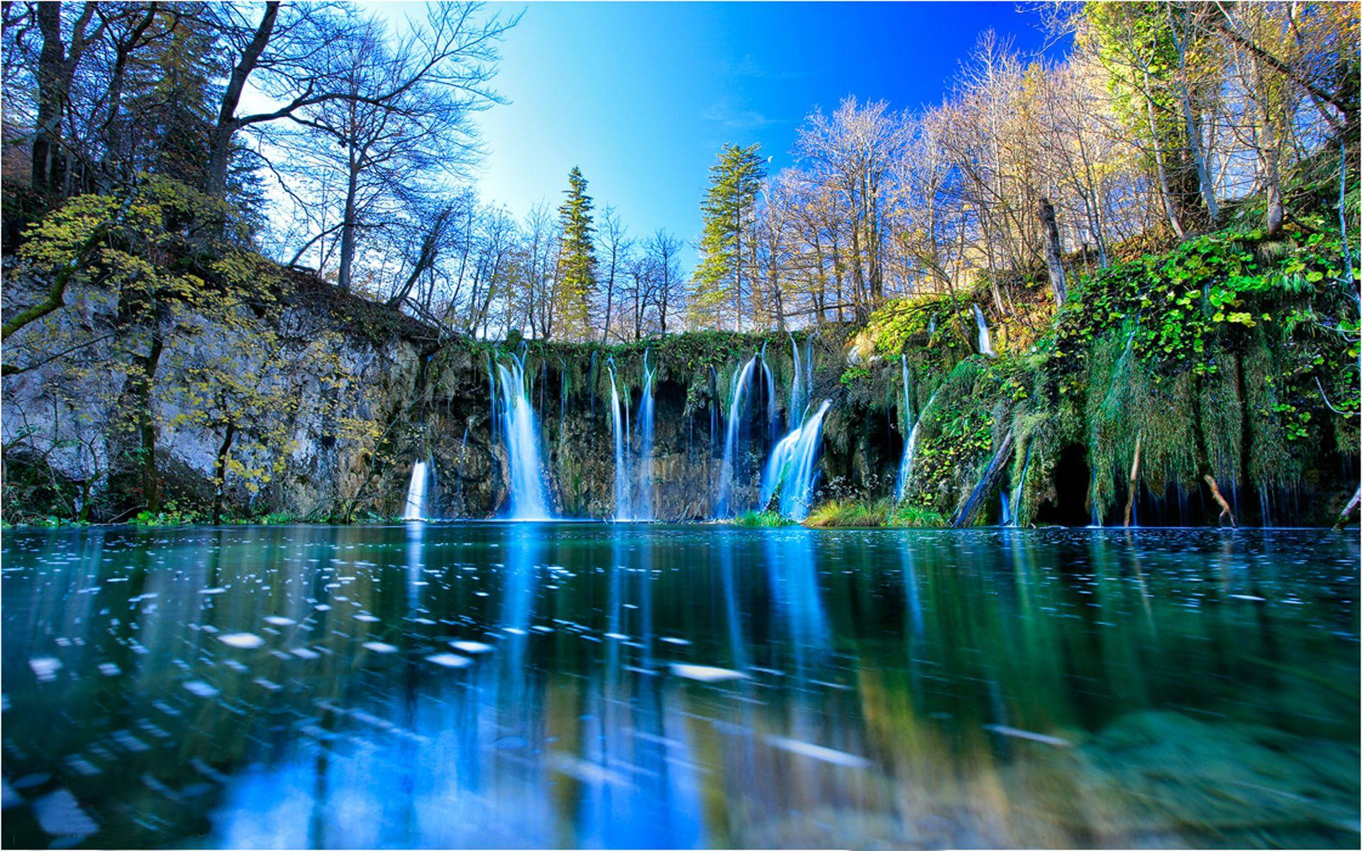 Plitvice Lakes National Park, Croatia 5231947 : Wallpapers13