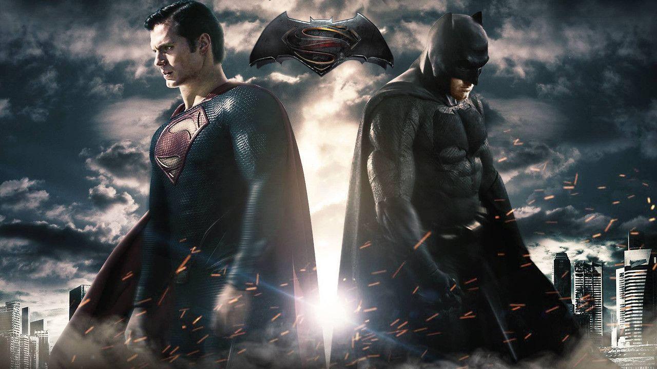 Batman V Superman Hd Wallpapers Wallpaper Cave