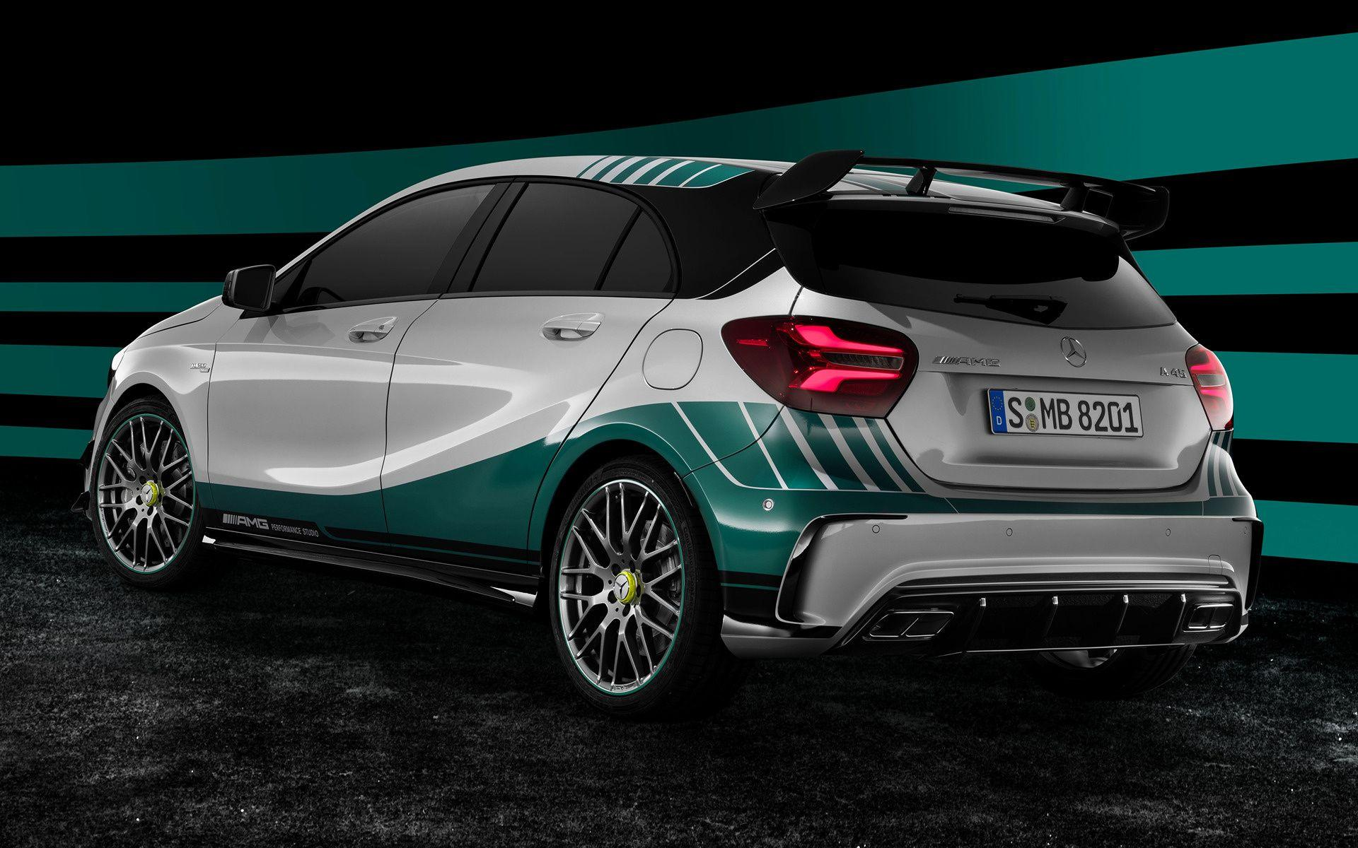 Mercedes-AMG A 45 Wallpapers - Wallpaper Cave
