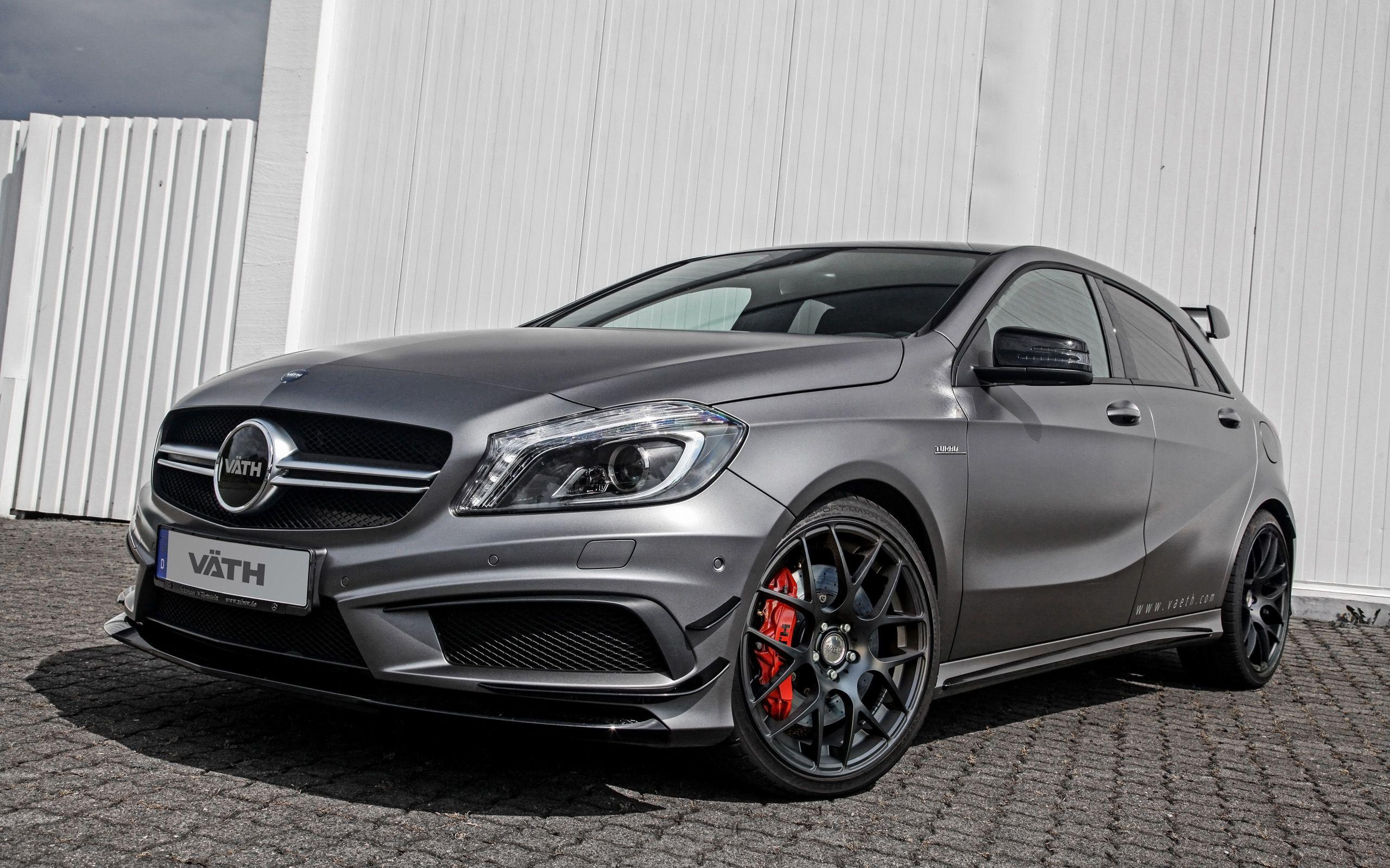 2014 Vaeth Mercedes Benz A45 AMG Wallpapers