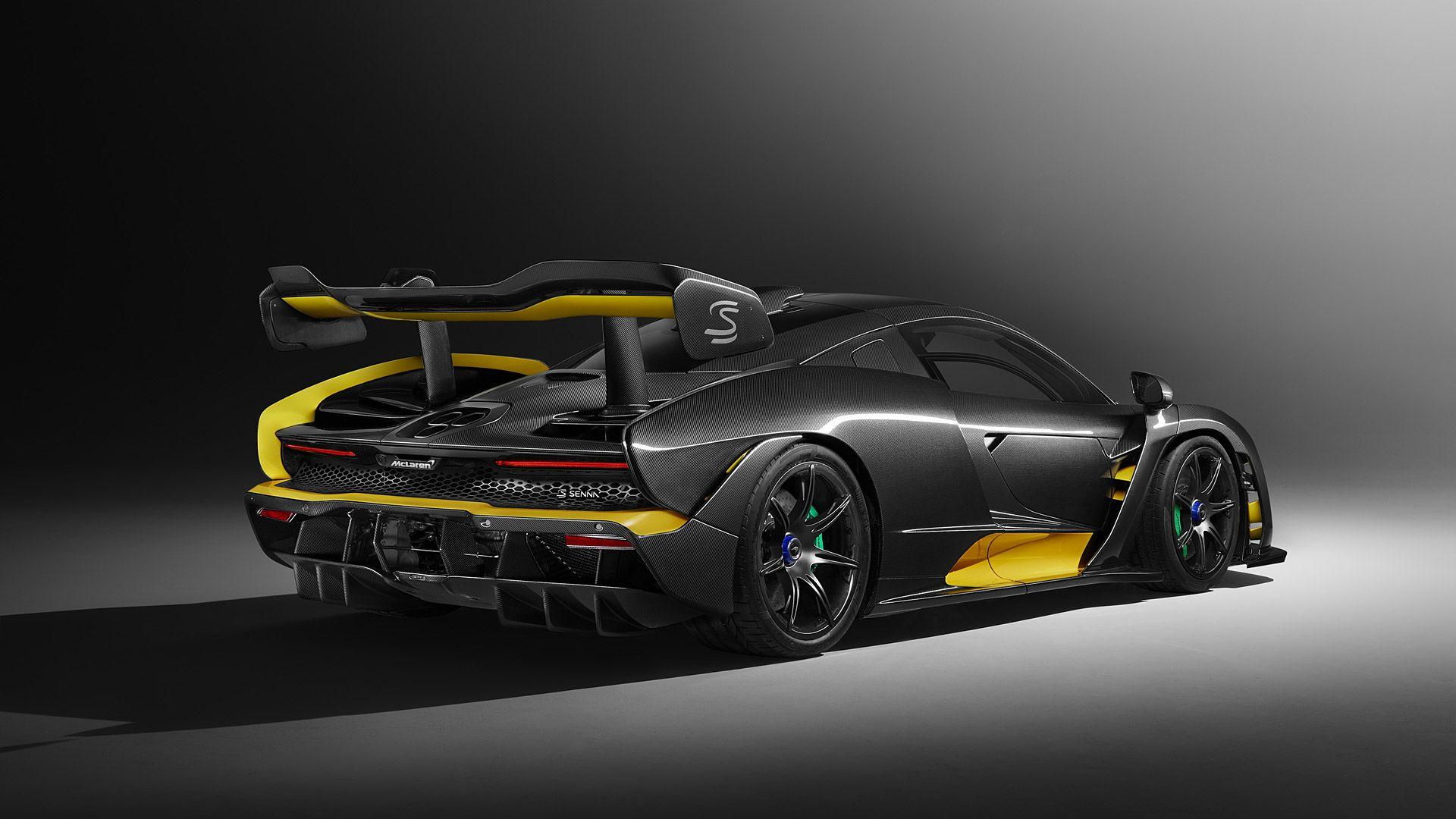 2019 McLaren Senna Carbon Theme by MSO Wallpapers & HD Images ...