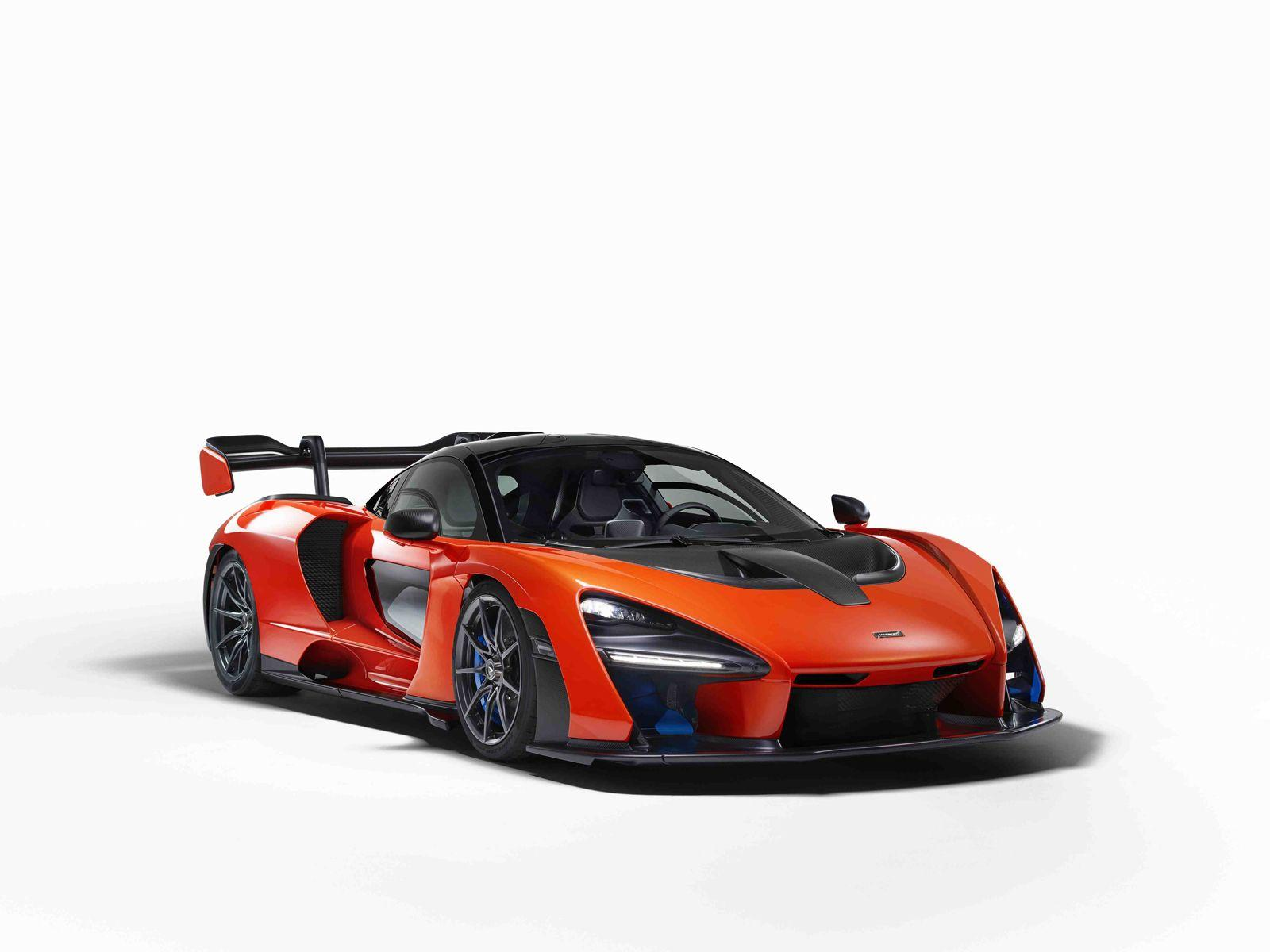 The McLaren Senna is one of the Wildest Road Legal Cars Ever ...
