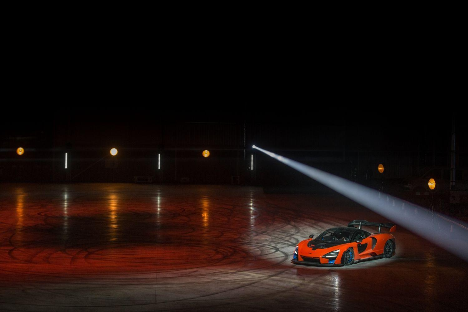 McLaren Opens New Production Facility - The Drive