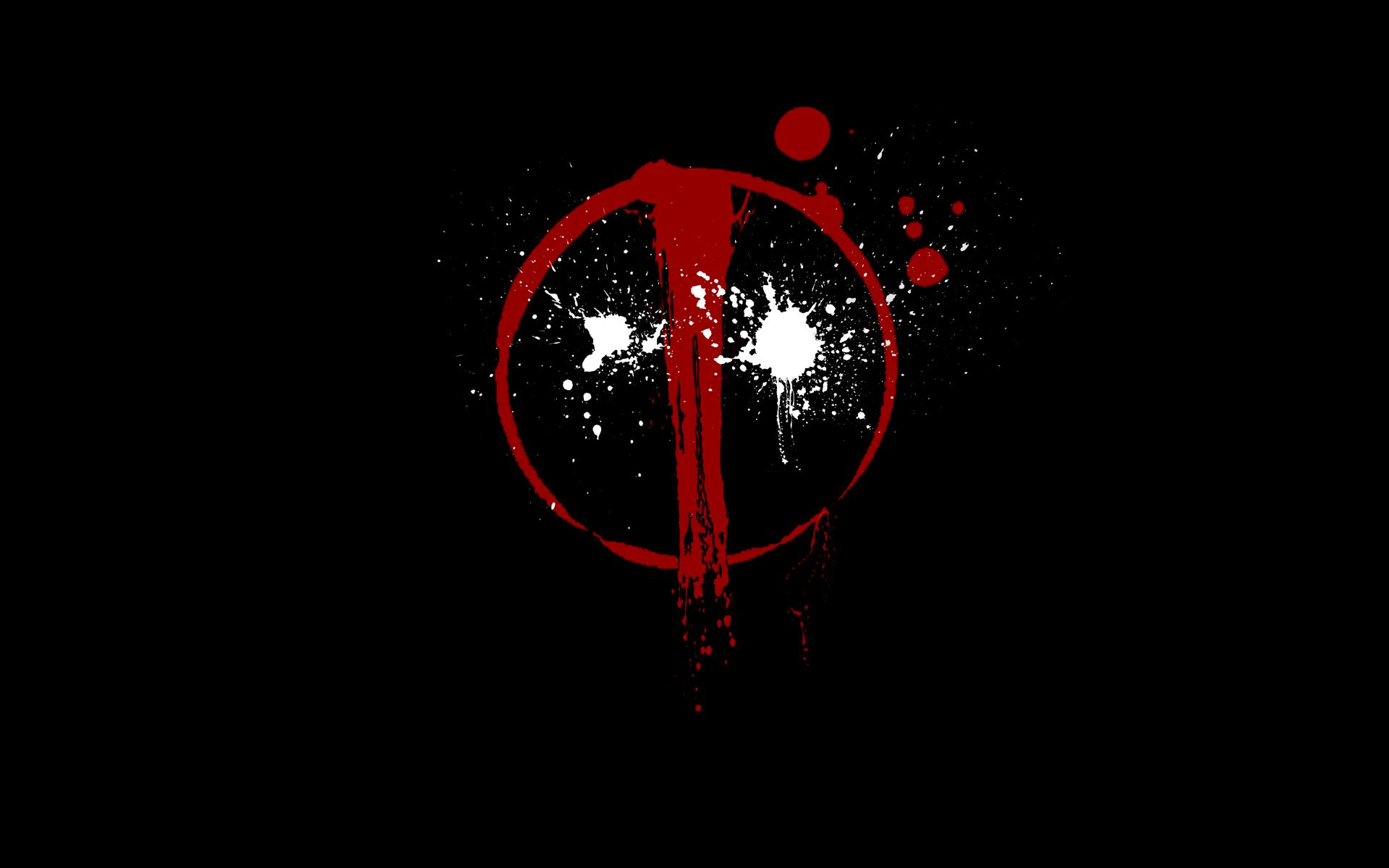 Deadpool Logo Wallpapers Wallpaper Cave