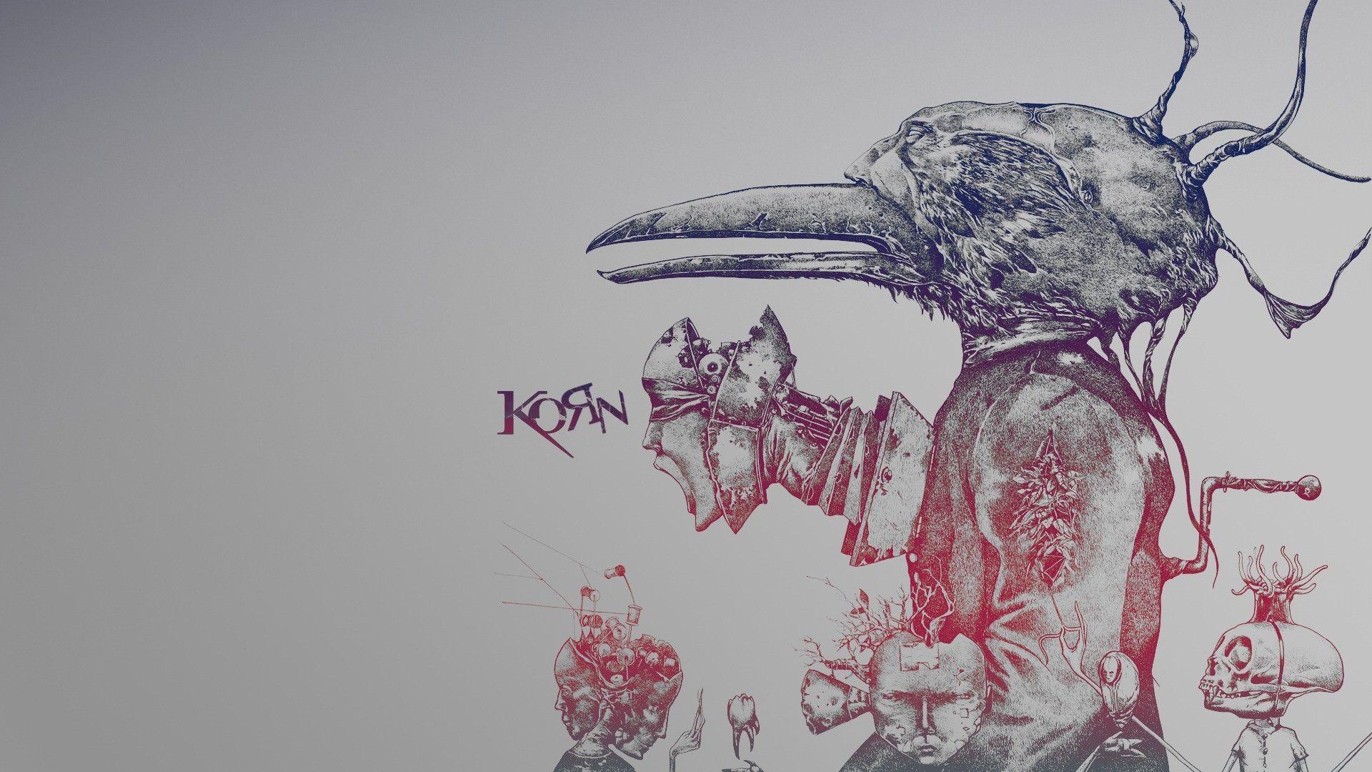 Korn Wallpapers Hd Wallpaper Cave