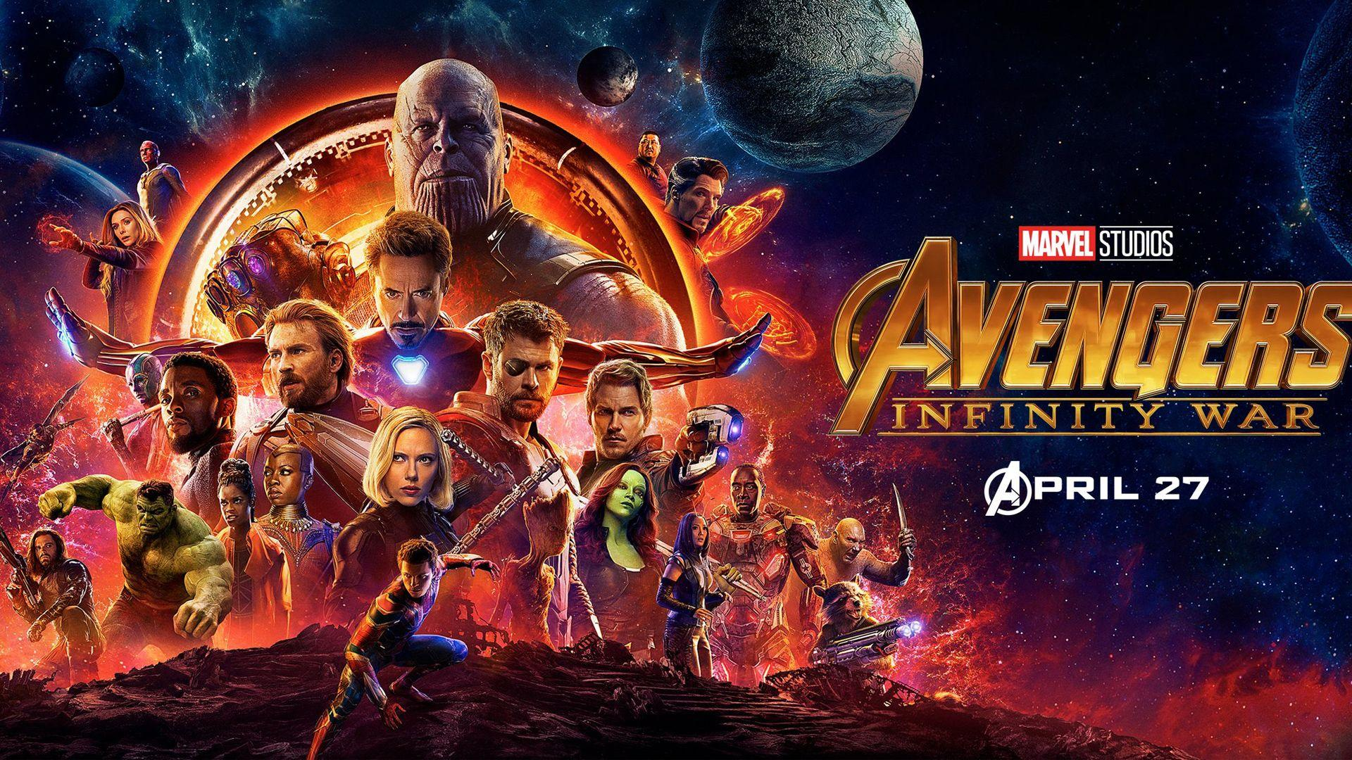 Avengers Infinity War Wallpapers