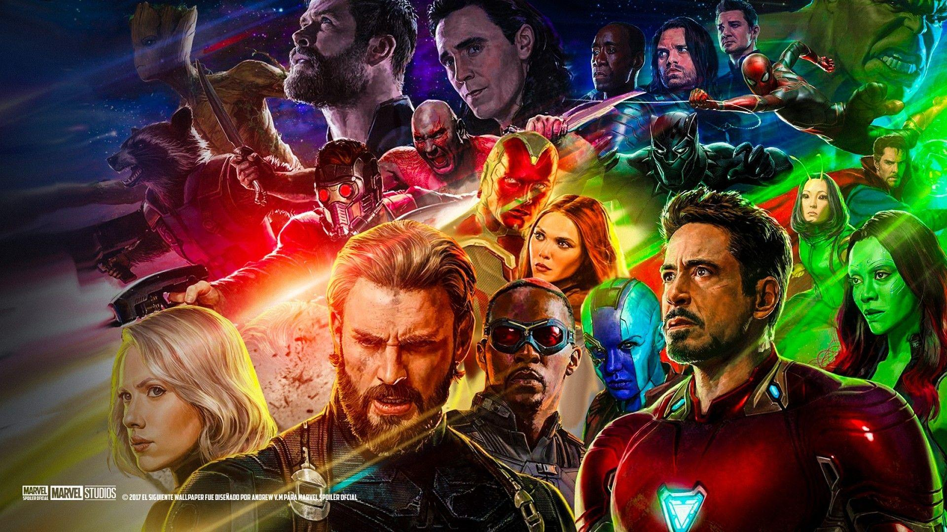 Avengers Infinity War Hd Wallpapers Wallpaper Cave
