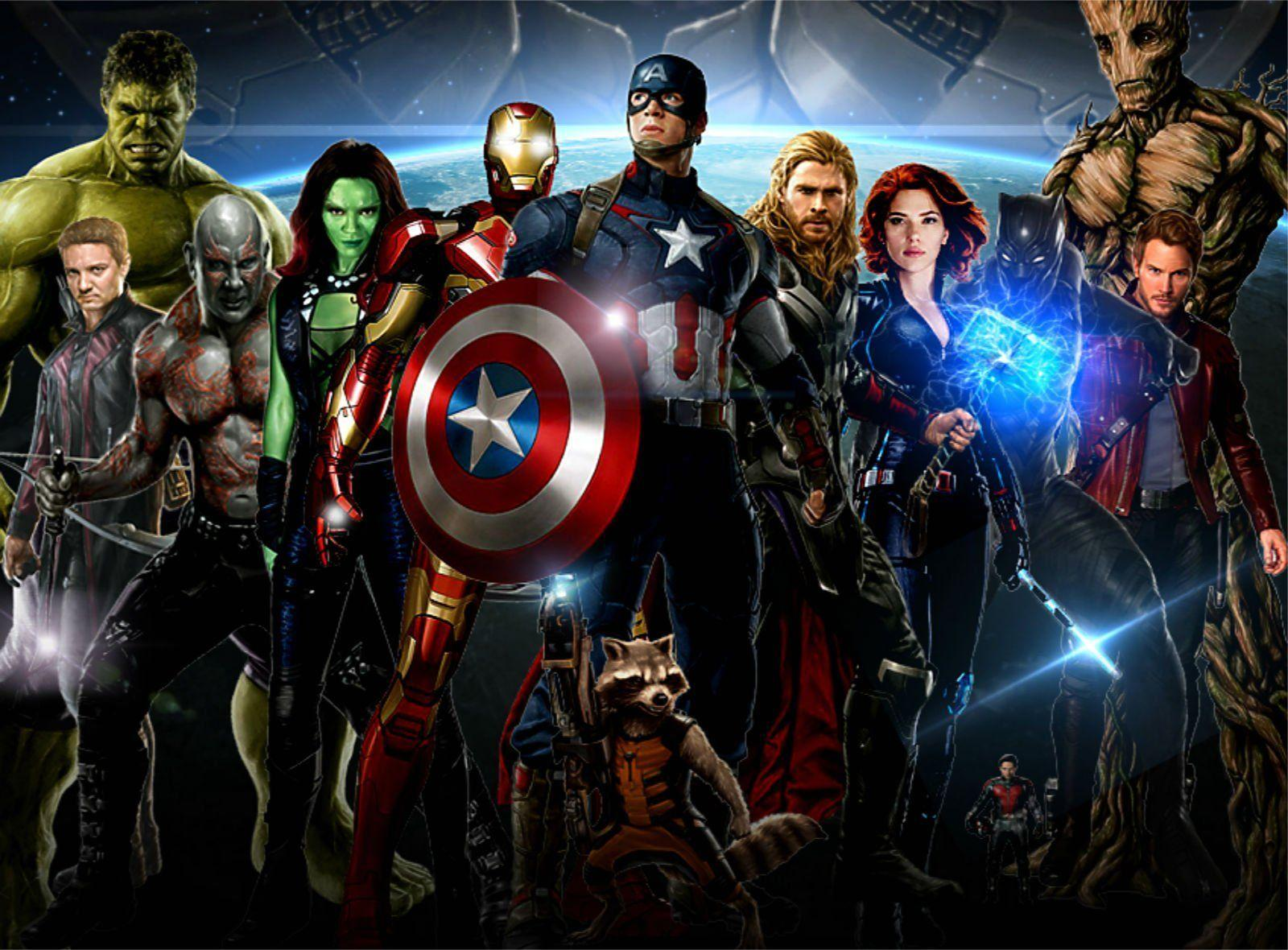 Unduh 5000+ Wallpaper Avengers Full Hd HD Terbaru