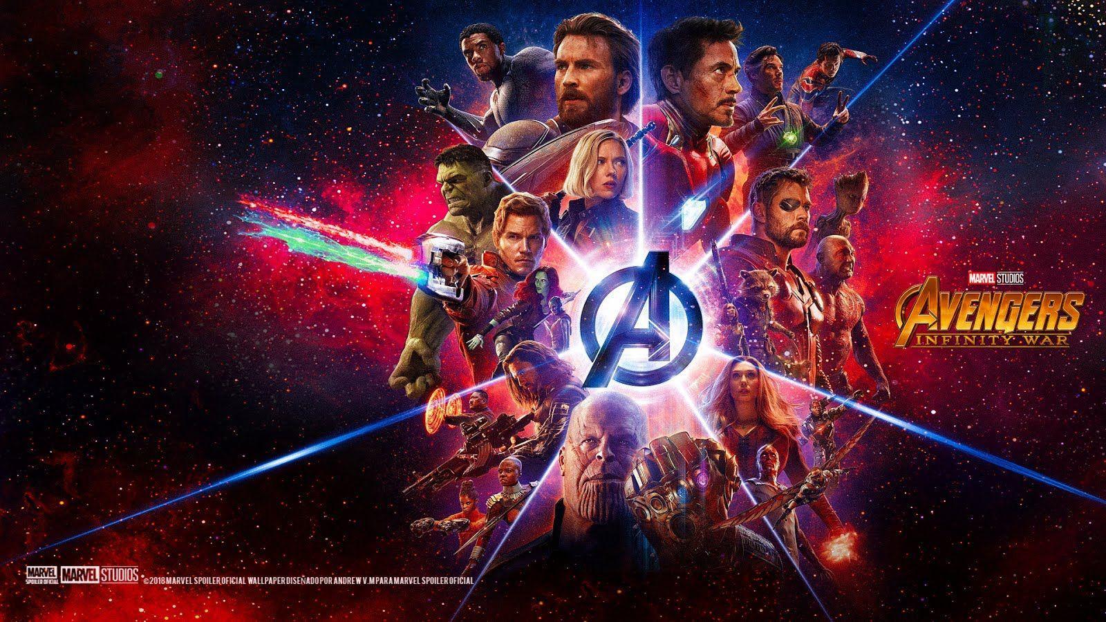 Avengers Infinity War Hd Wallpapers Wallpaper Cave