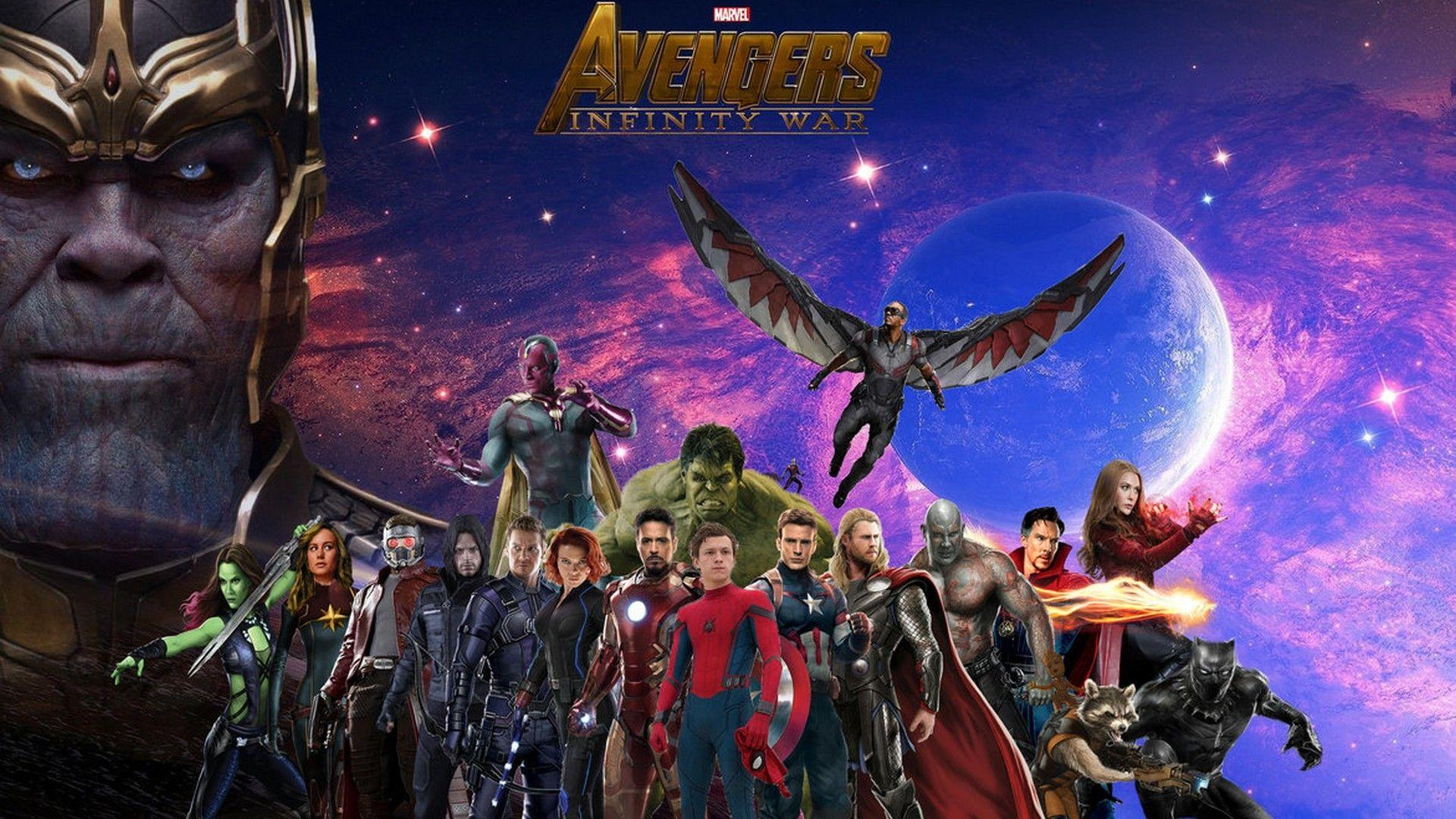 Wallpapers Avengers Infinity War