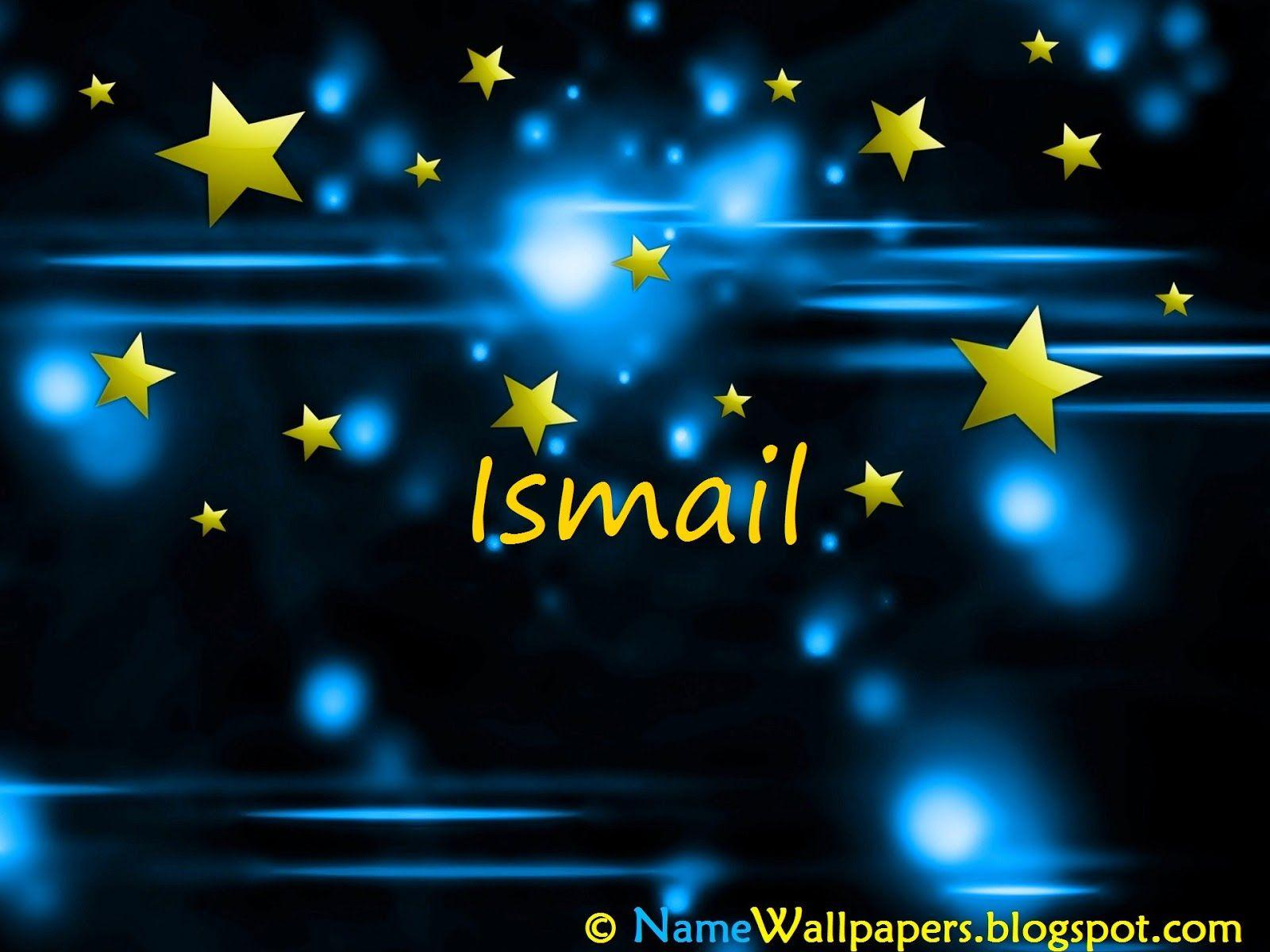 HD Wallpapers Ismail Name - Wallpaper Cave