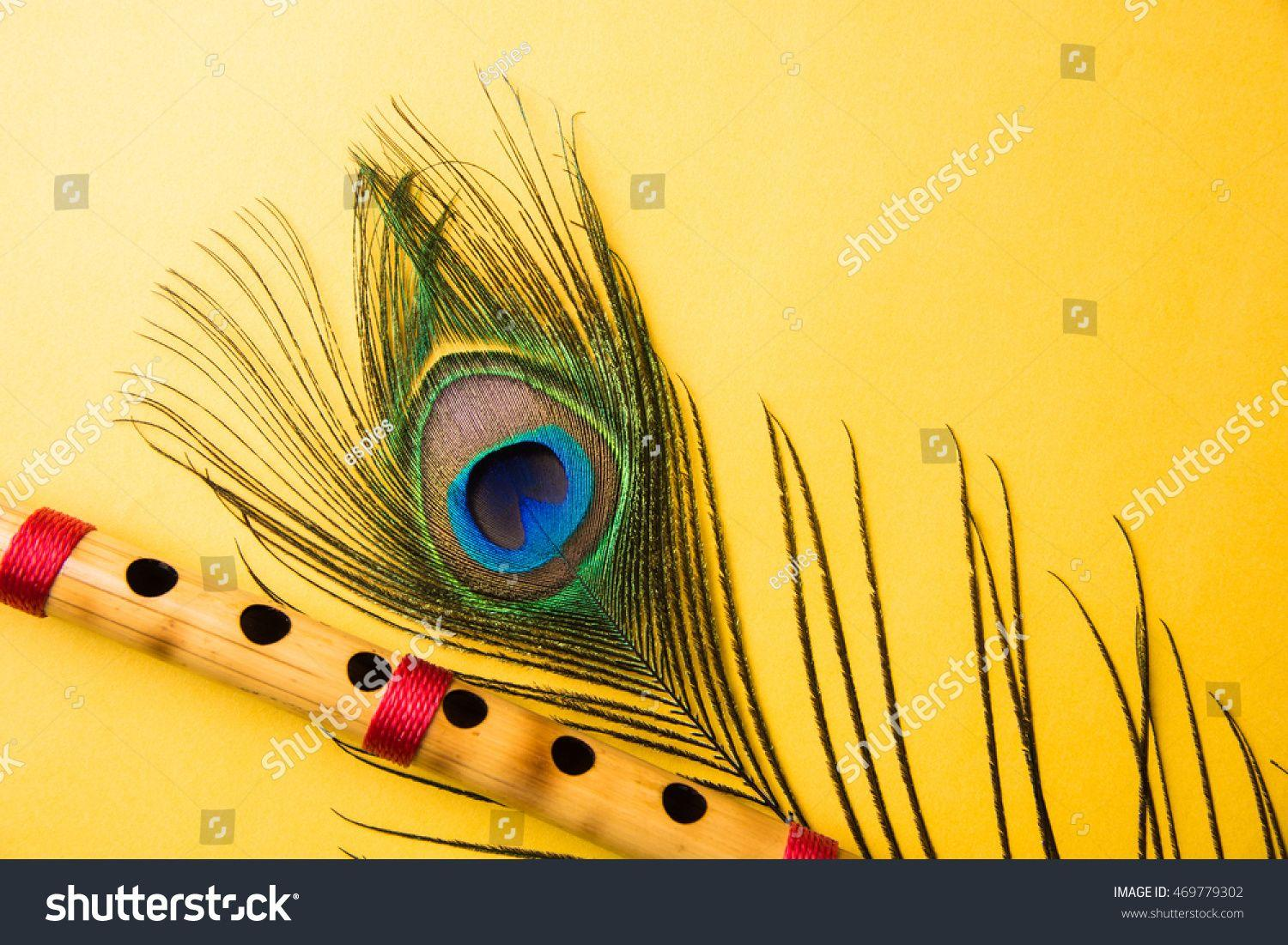 Peacock Feather With Flute Wallpaper Mobile On Wallpaper 1080p HD