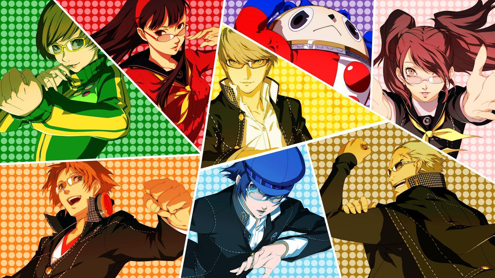 Persona 4 HD Wallpapers Free Download.
