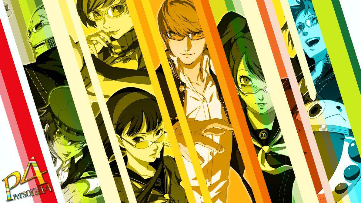 Persona 4 Wallpapers by CrossXAce